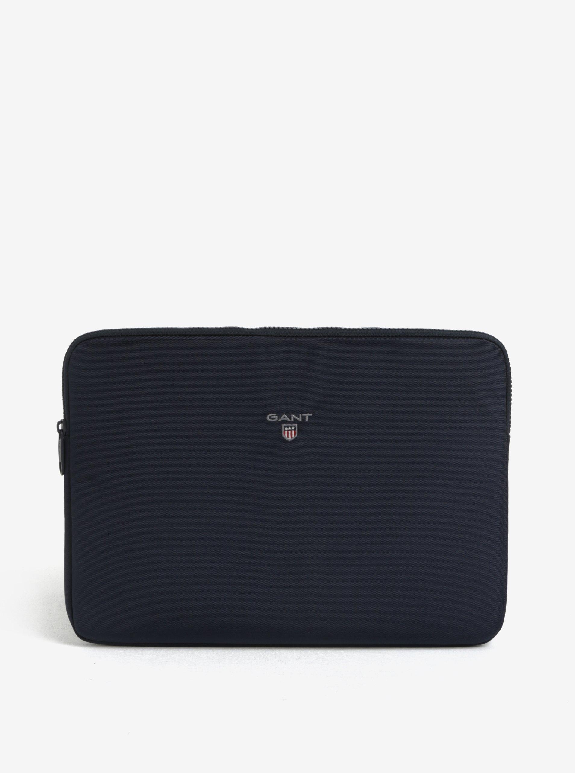 """Tmavomodrý obal na notebook GANT 13"""""""