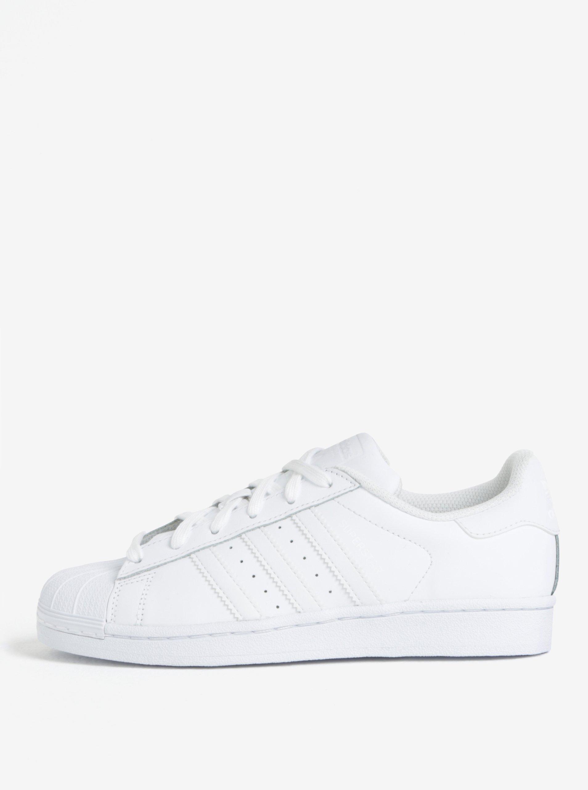 Bílé tenisky adidas Originals Superstar ff299e898d