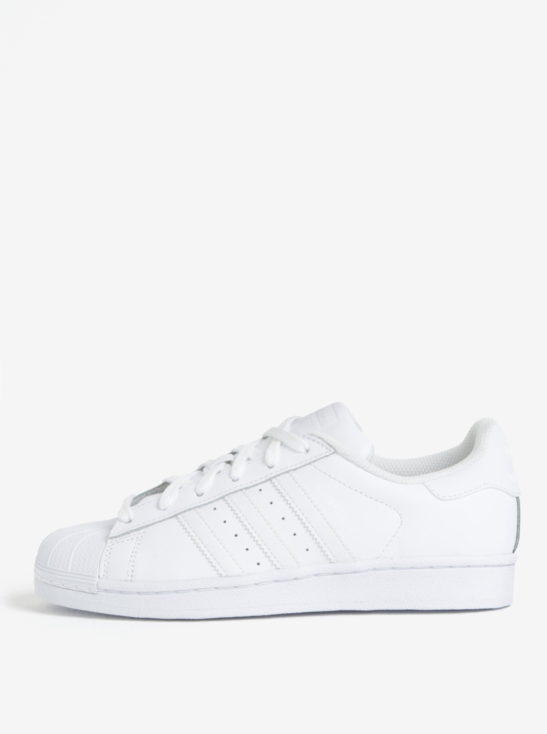 Biele tenisky adidas Originals Superstar 48c521cfe5b