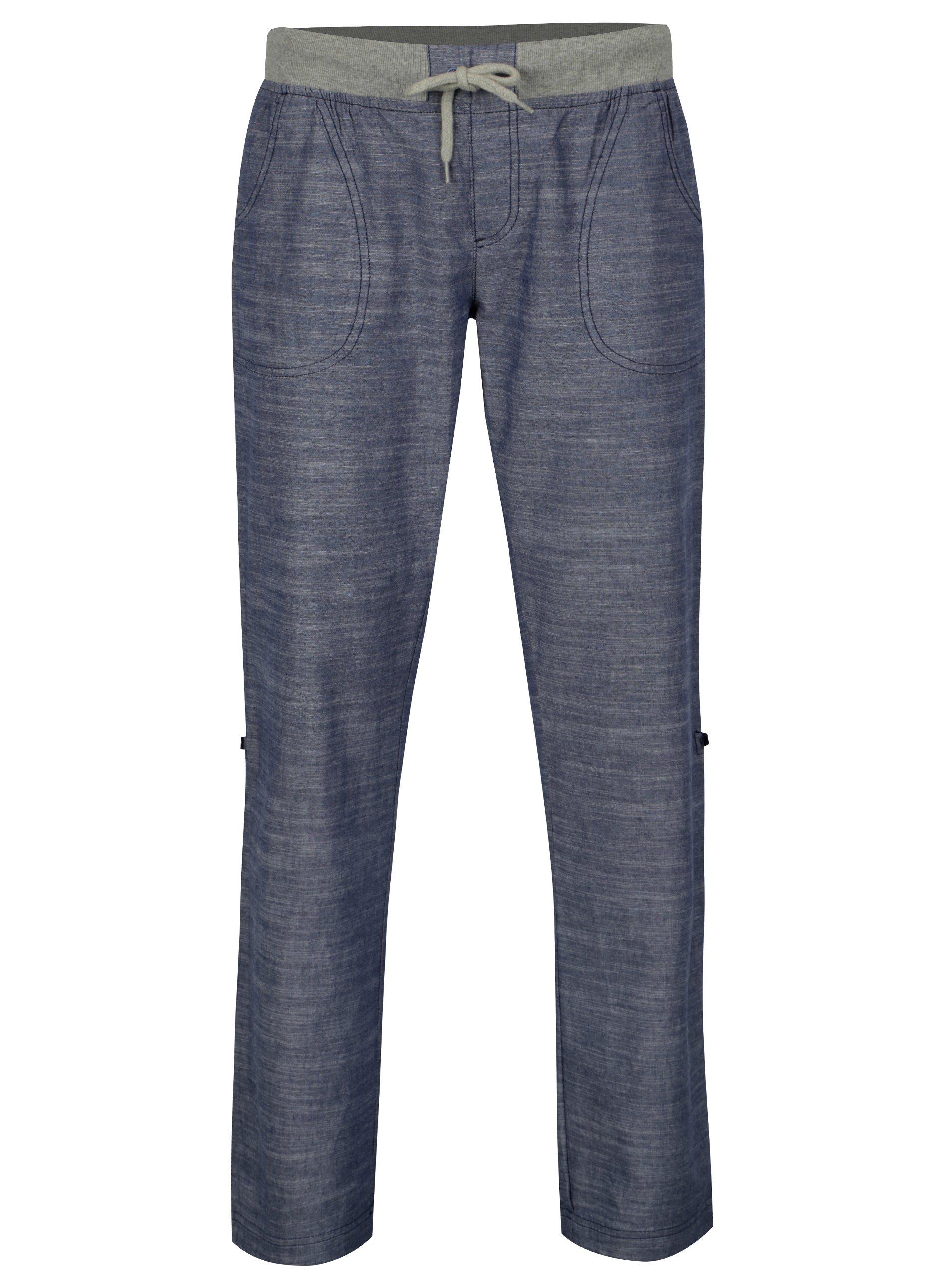 a28bc812a6a9 Modré dámske nohavice LOAP Nadeta