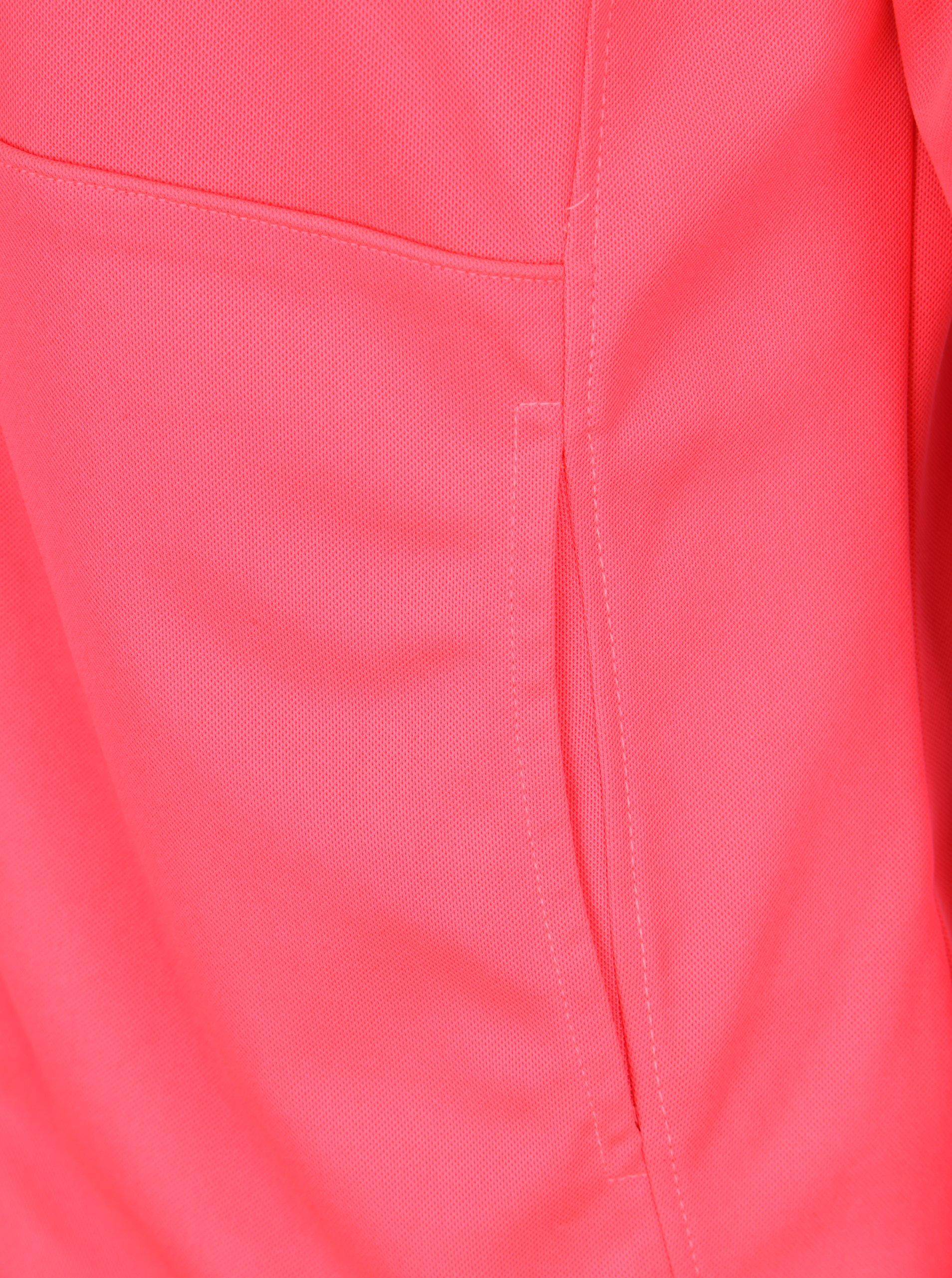 Neonově růžová dámská funkční mikina LOAP Margo - eleganter.cz 27aba27eb3