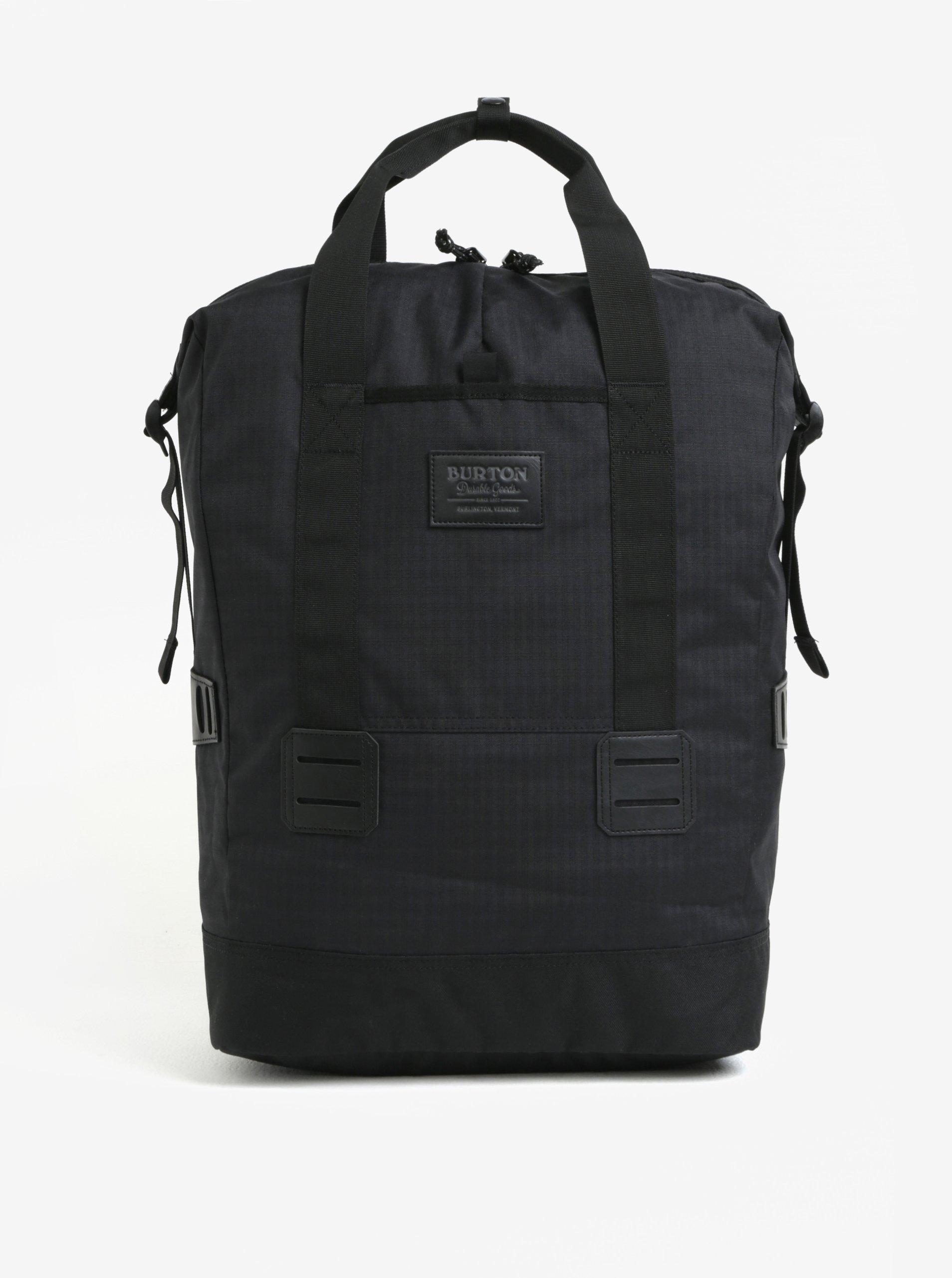 Čierny batoh/taška Burton Tinder tote 25 l
