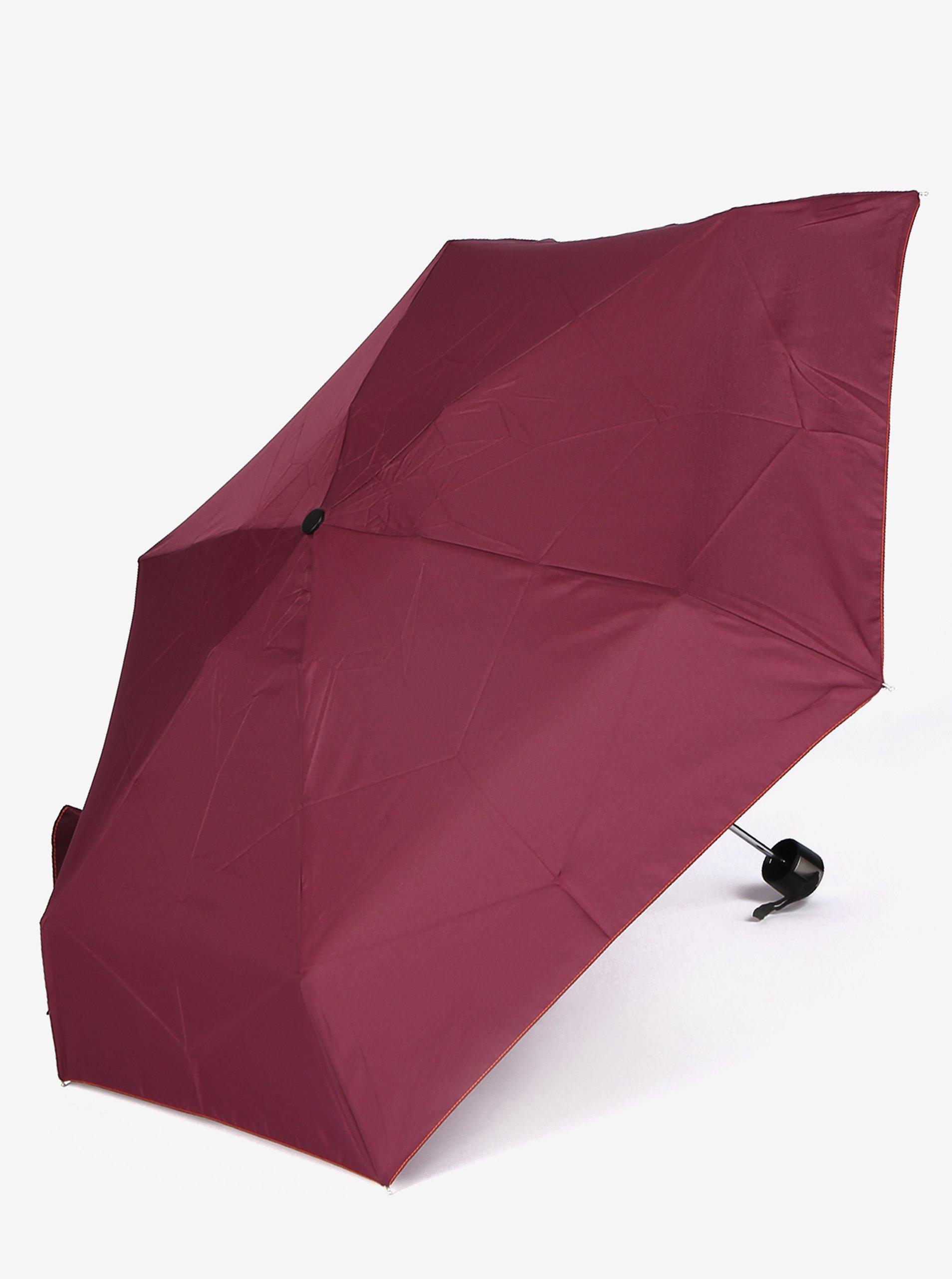 Fialový skládací deštník Doppler