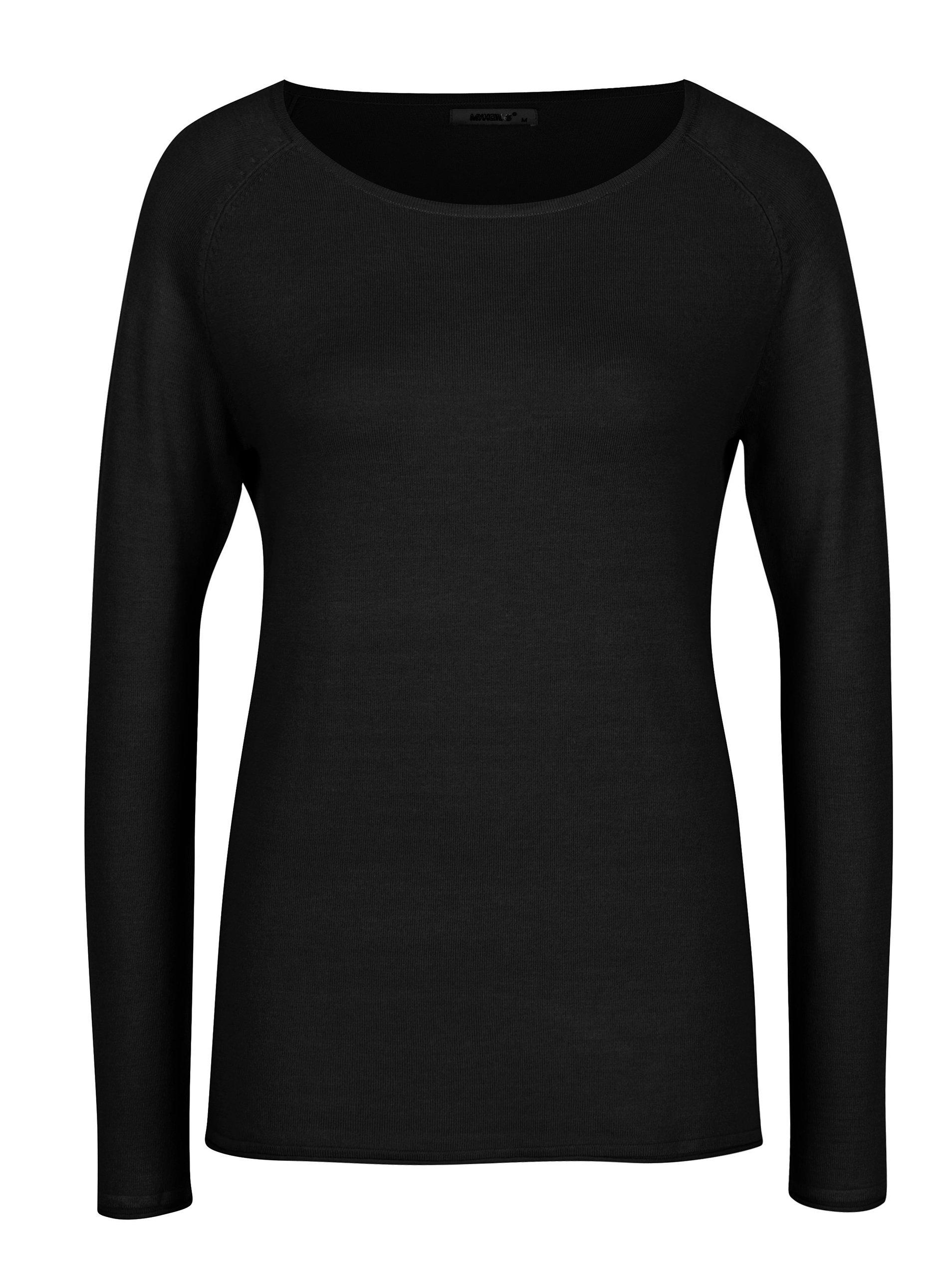 c0fef8960081 Čierny tenký sveter Haily´s Stella