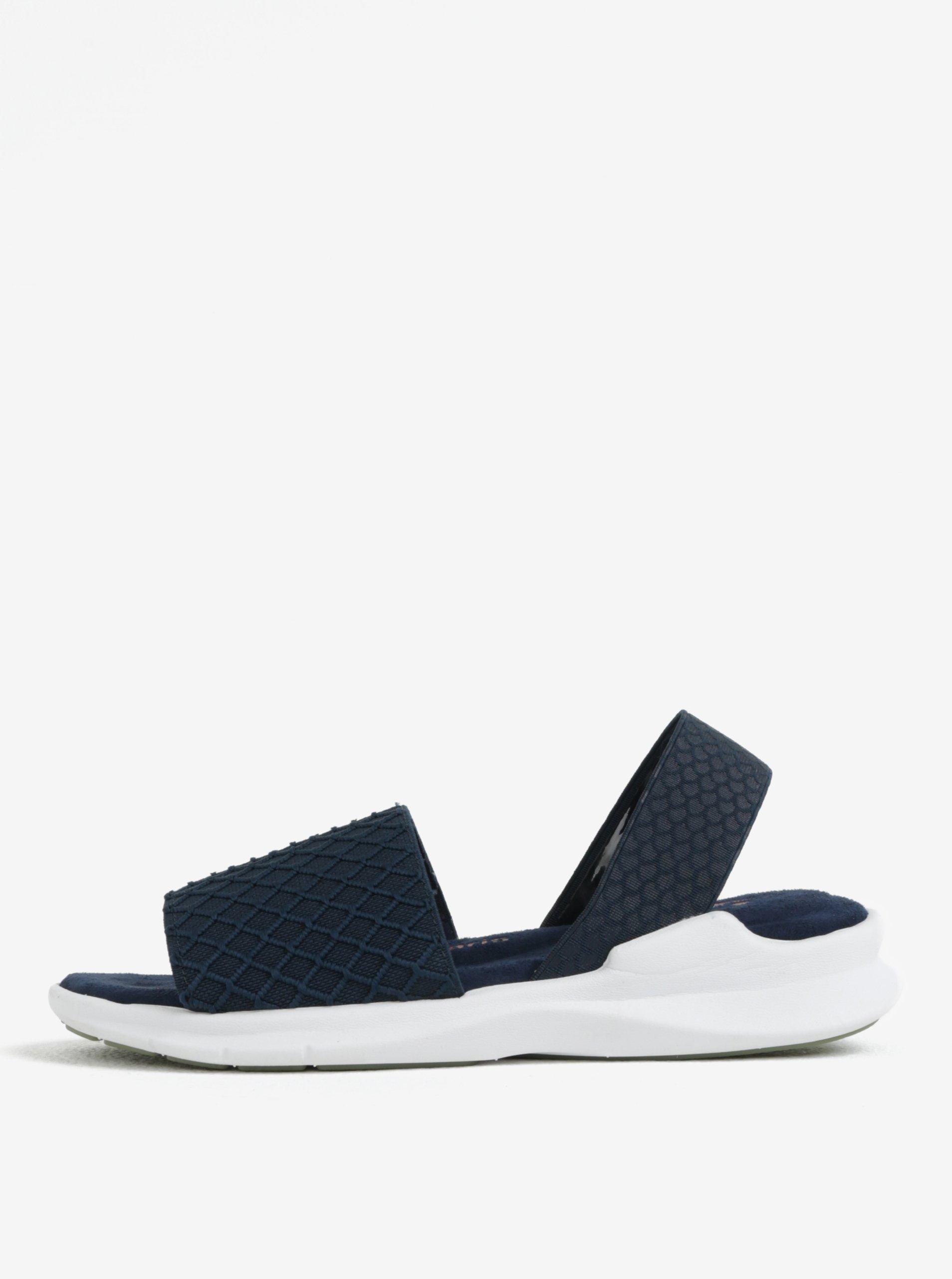 Tmavě modré sandály Tamaris