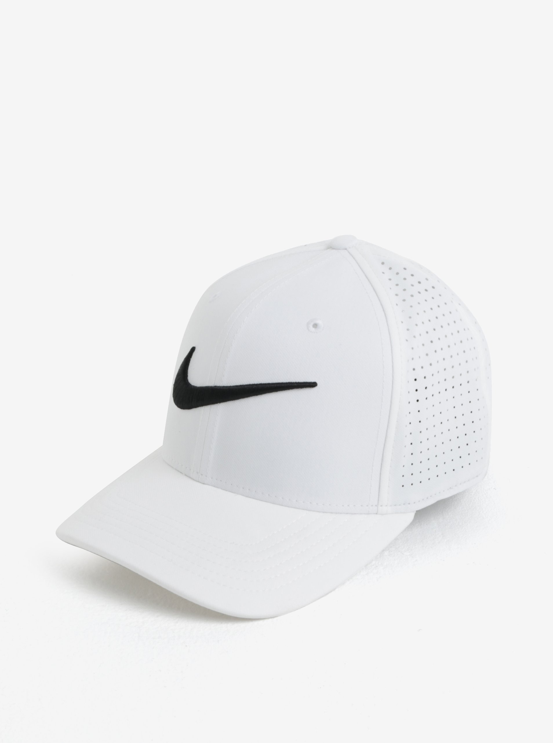 Bílá funkční kšiltovka Nike e7ef1f25e6