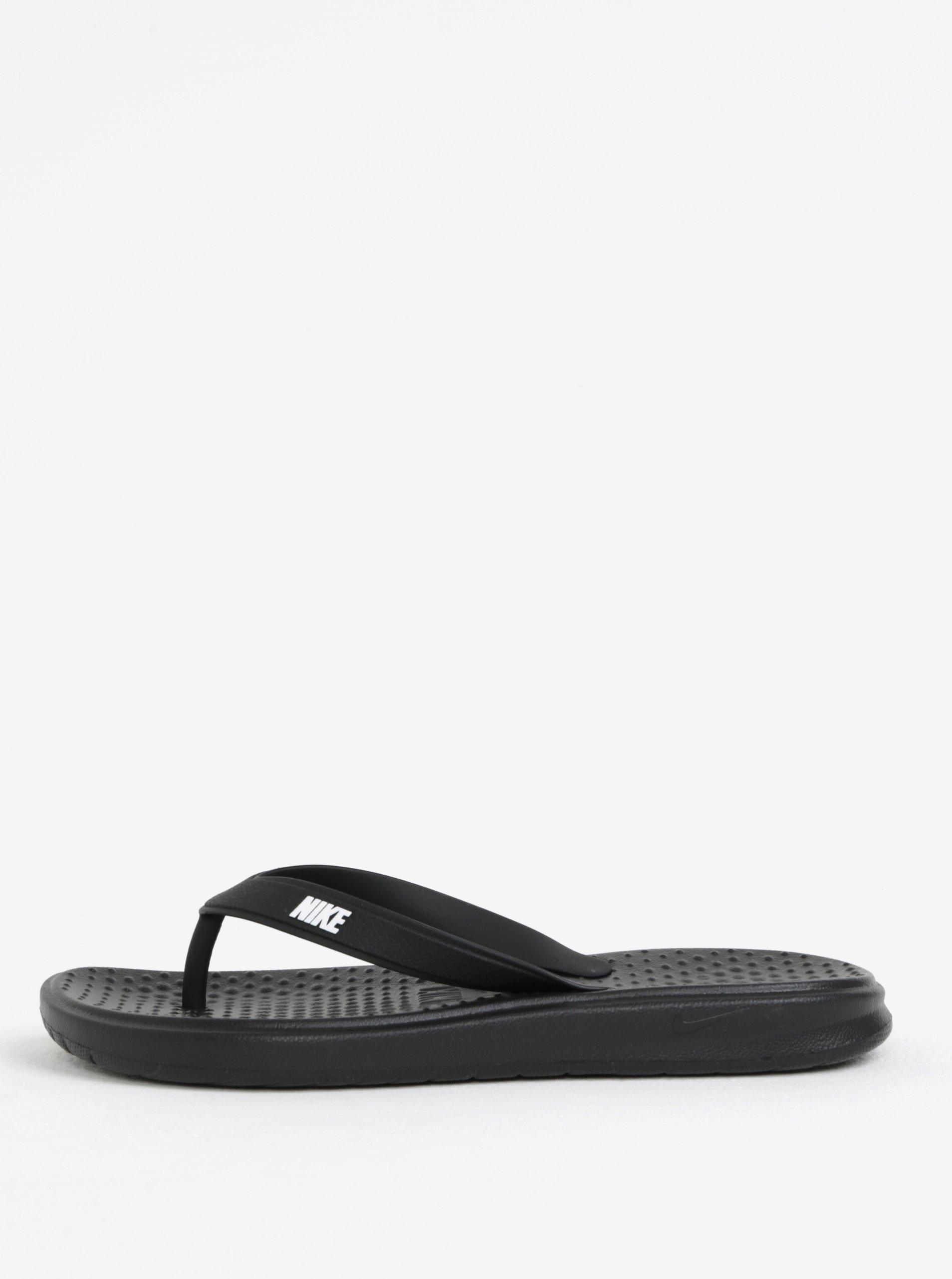 Černé pánské žabky Nike Solay Thong 8280e3574f