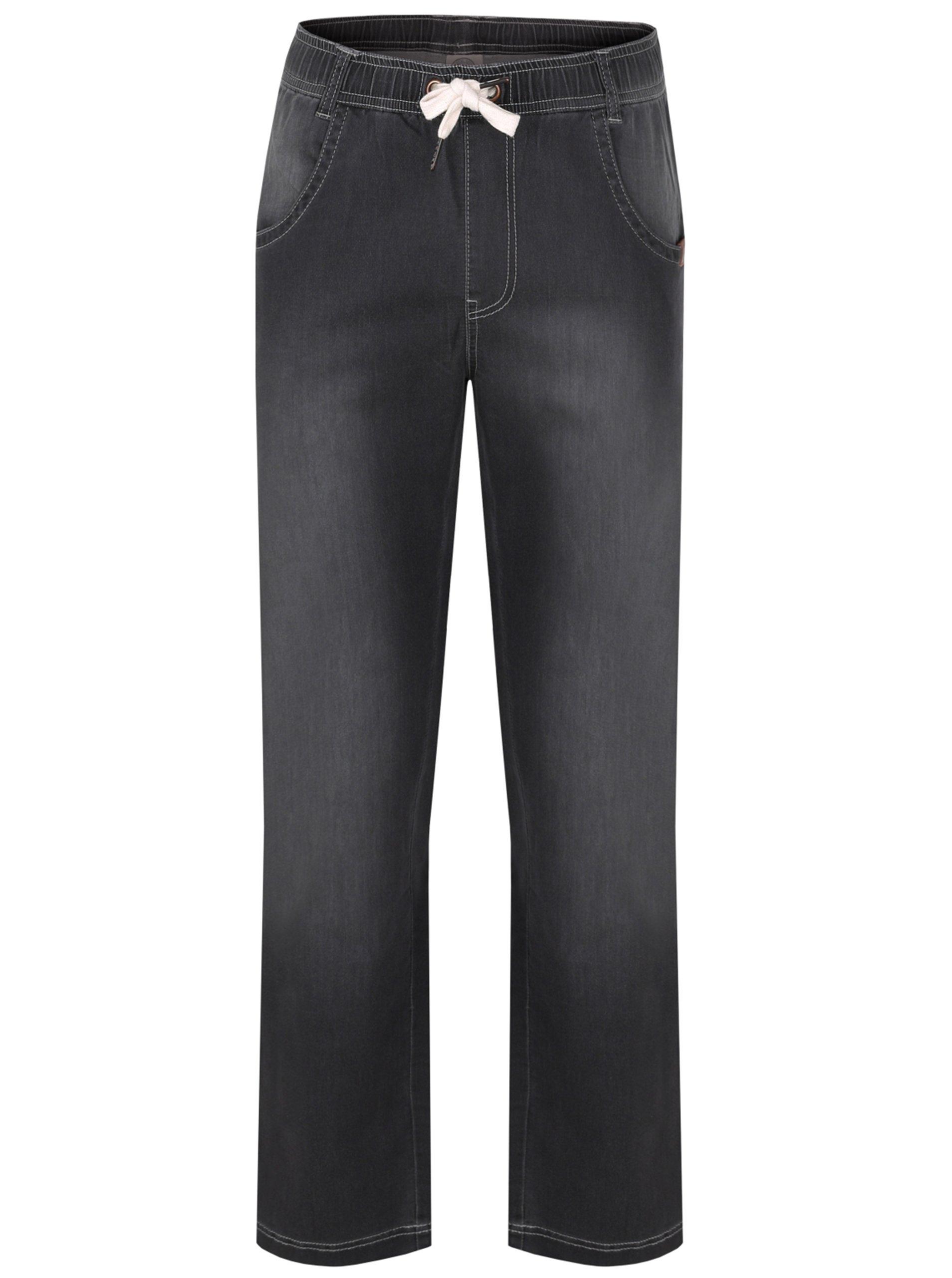Šedé pánské kalhoty LOAP Davey