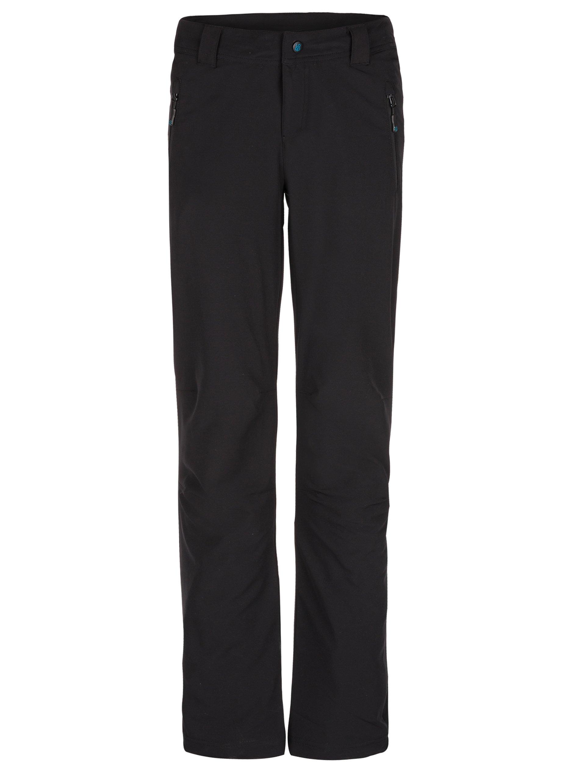 23b934651512 Čierne dámske funkčné softshellové nohavice LOAP Urik