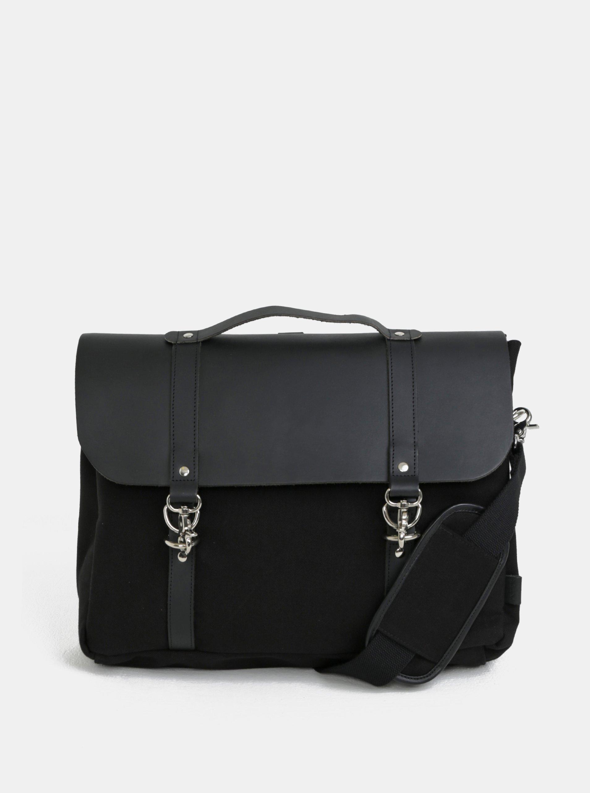 Čierny batoh/taška Enter Dog Hook Brief 12 l