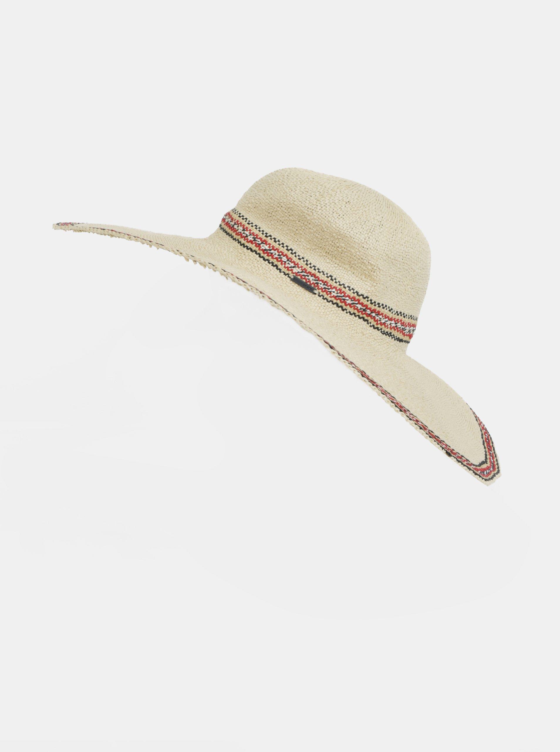 Krémový dámský klobouk Under The Coco