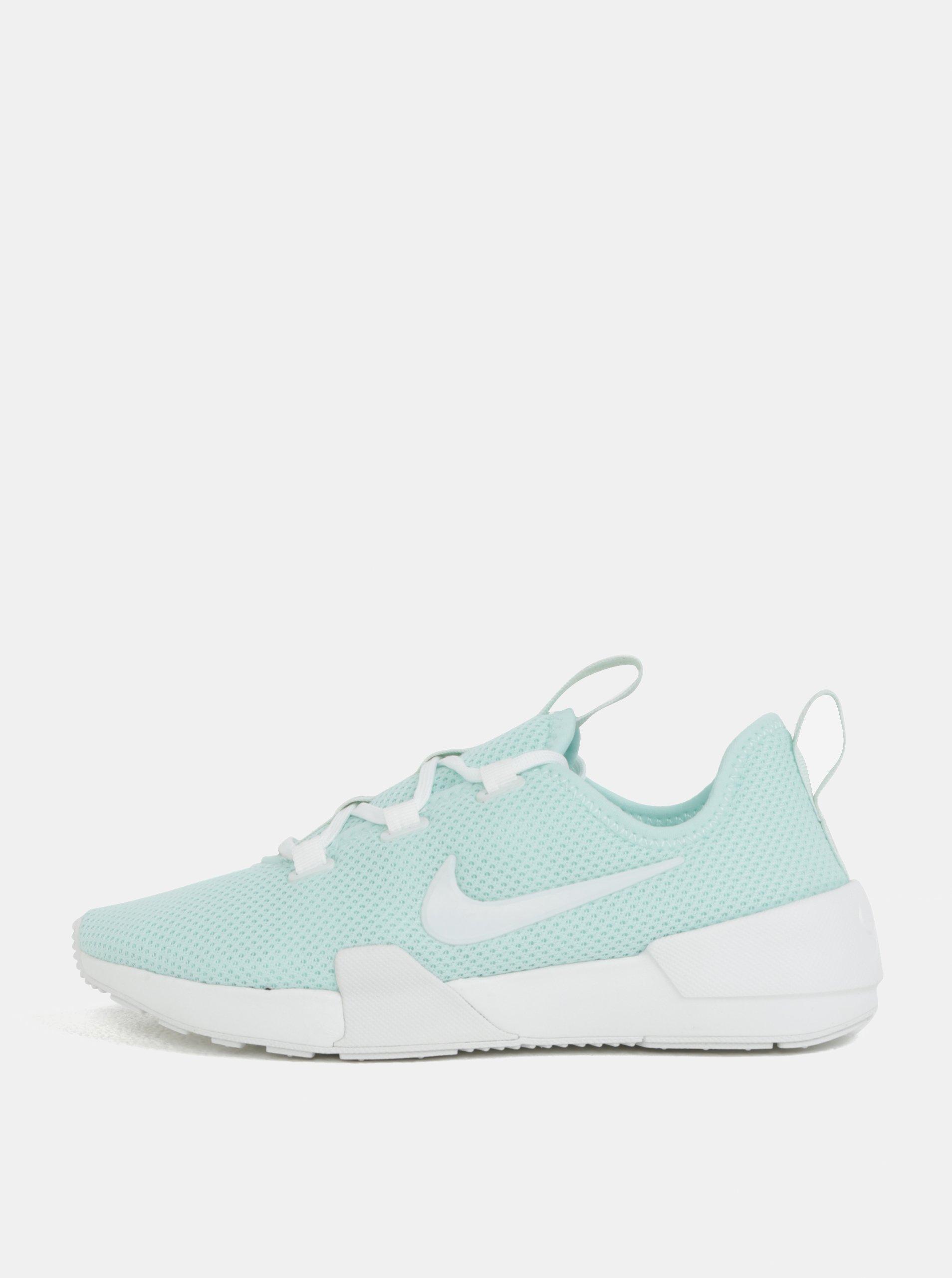 Mentolové dámske tenisky Nike Ashin e022242a360