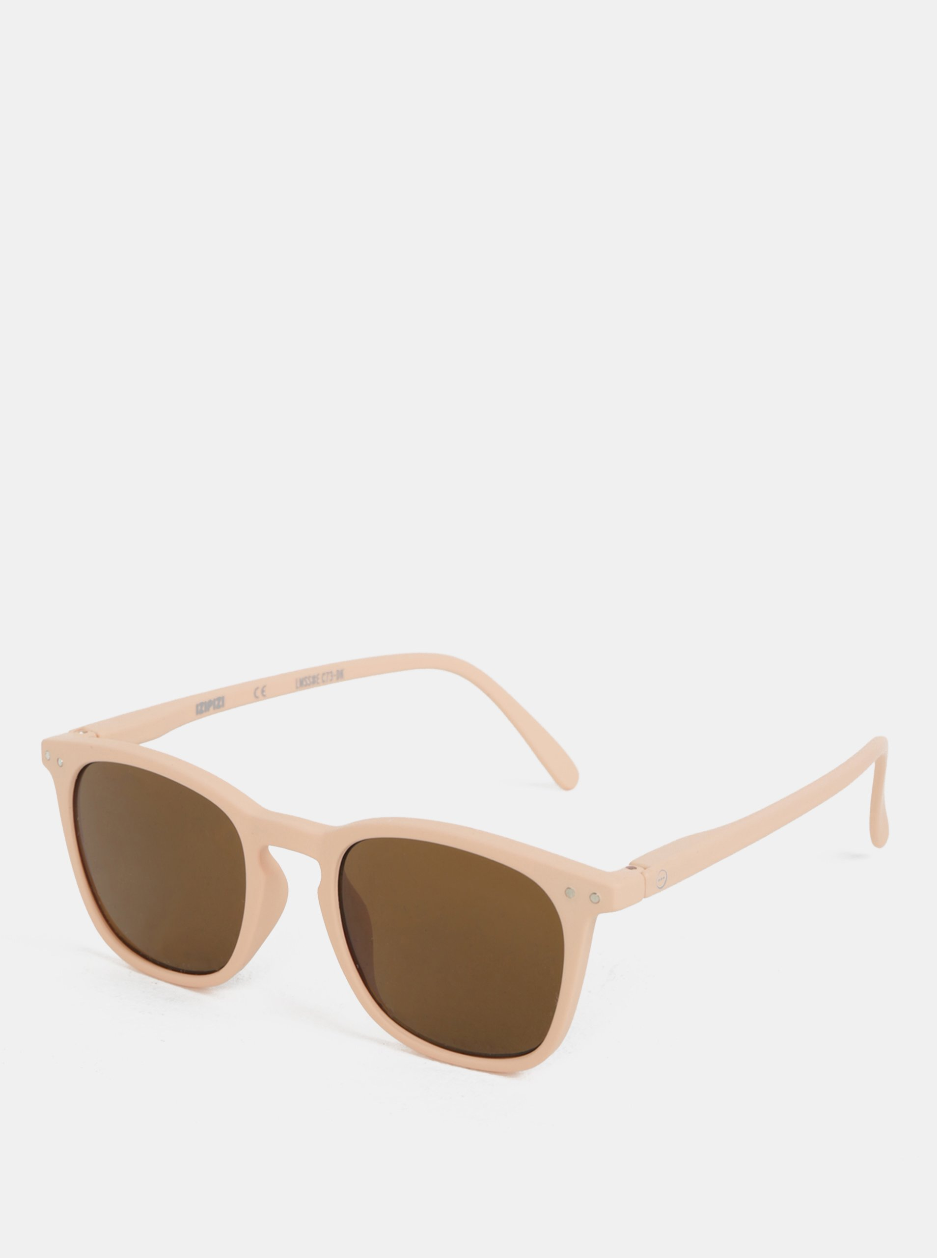 Meruňkové sluneční brýle IZIPIZI  #E