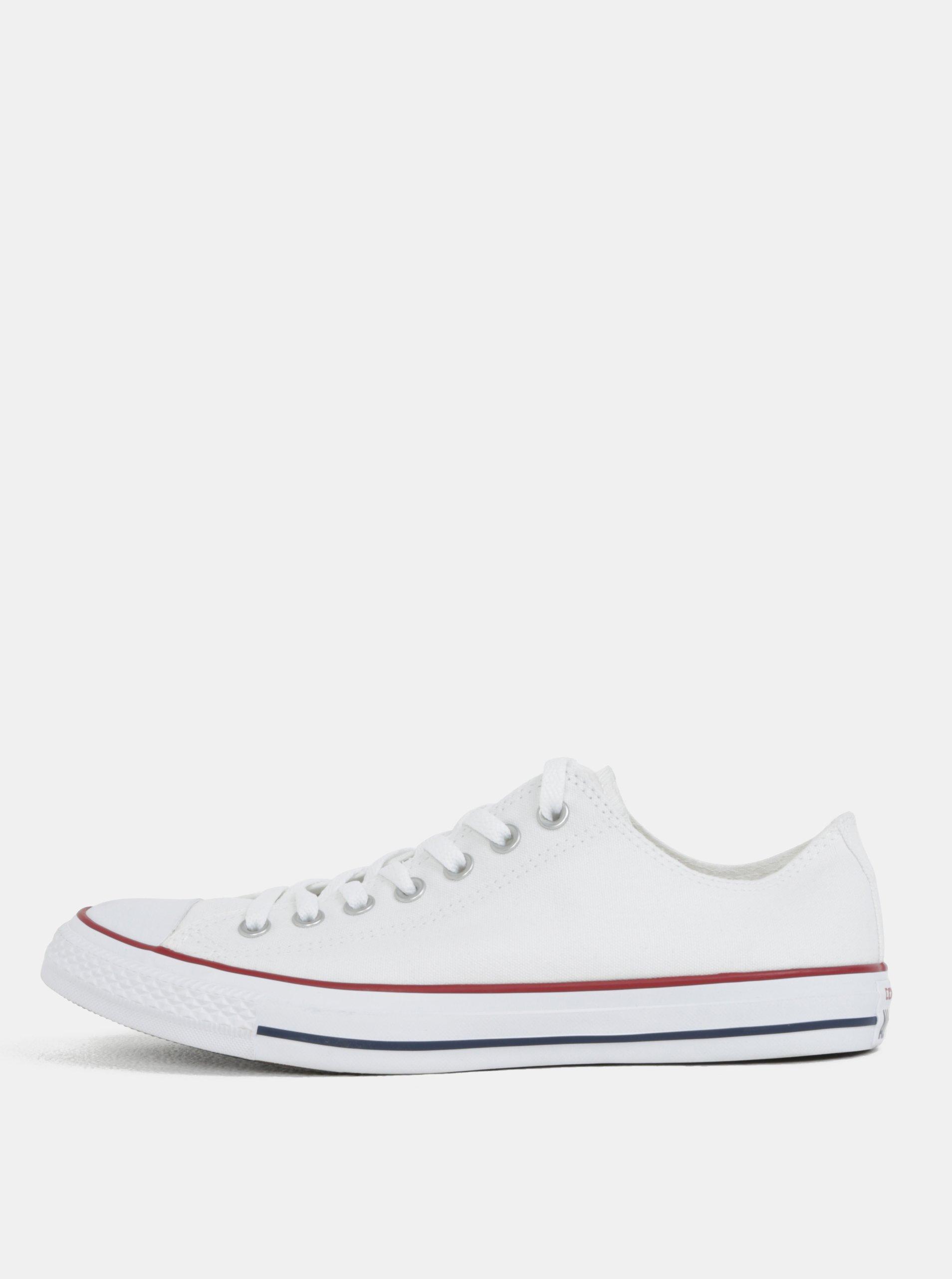 Biele tenisky Converse Chuck Taylor All Star