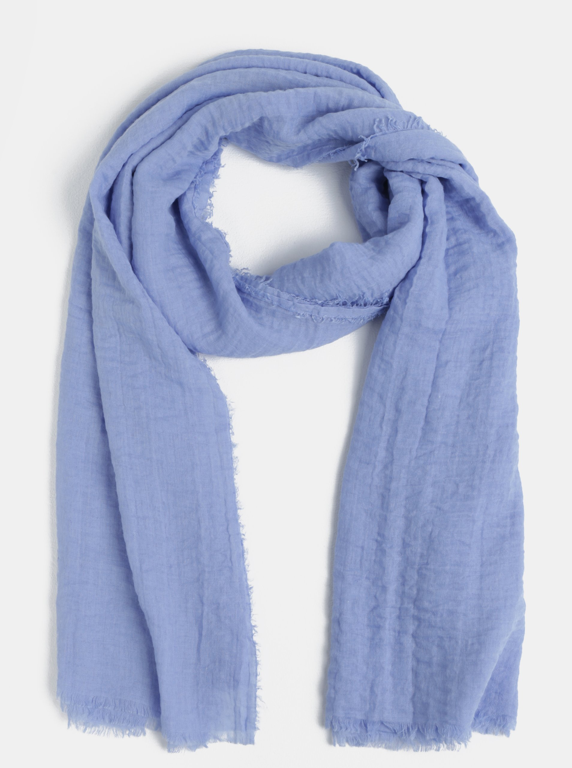 Světle modrý šátek Pieces Dartoline f7be26b6ab