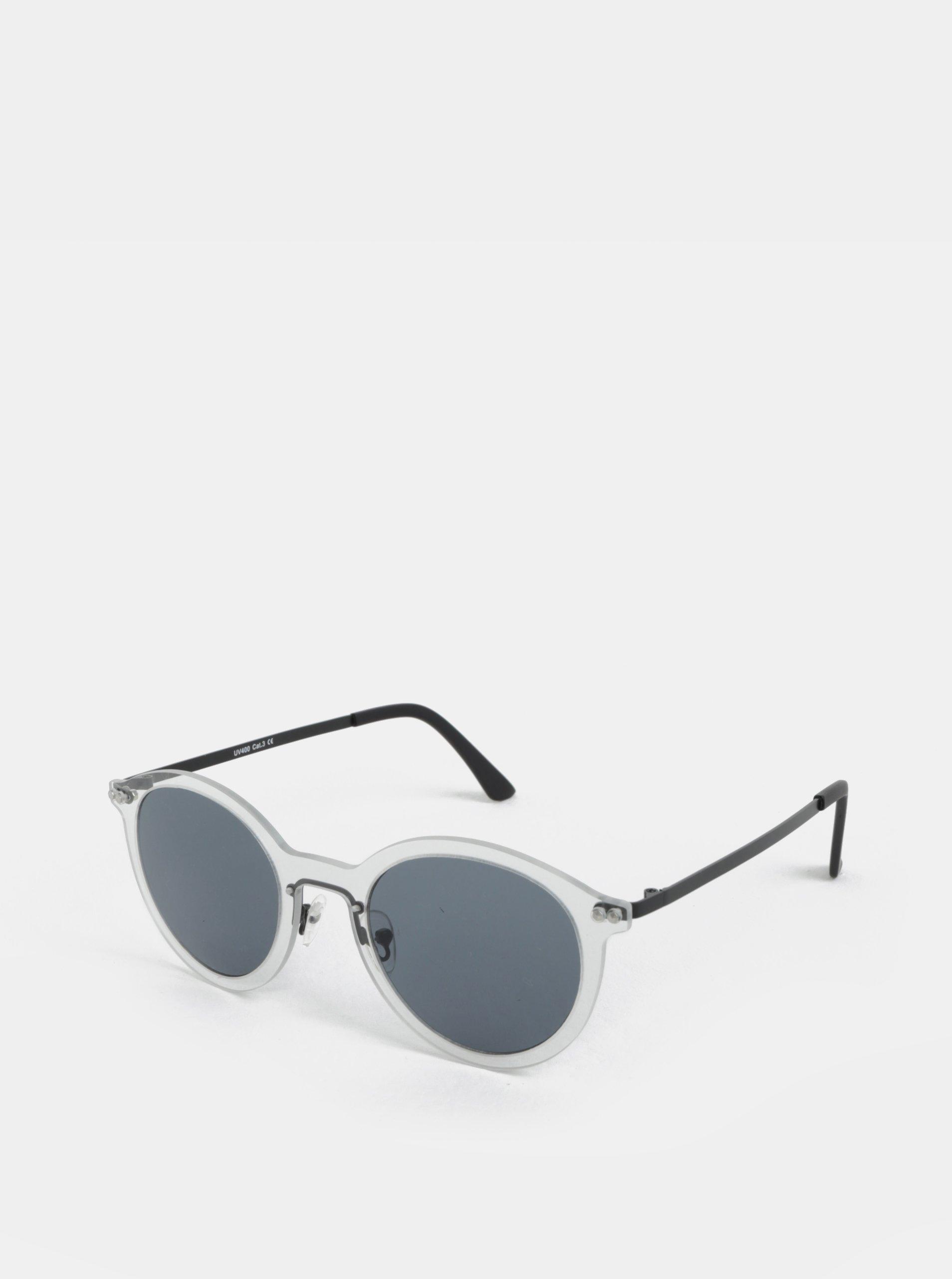 Transparentné slnečné okuliare ONLY   SONS Display 25bba08c141
