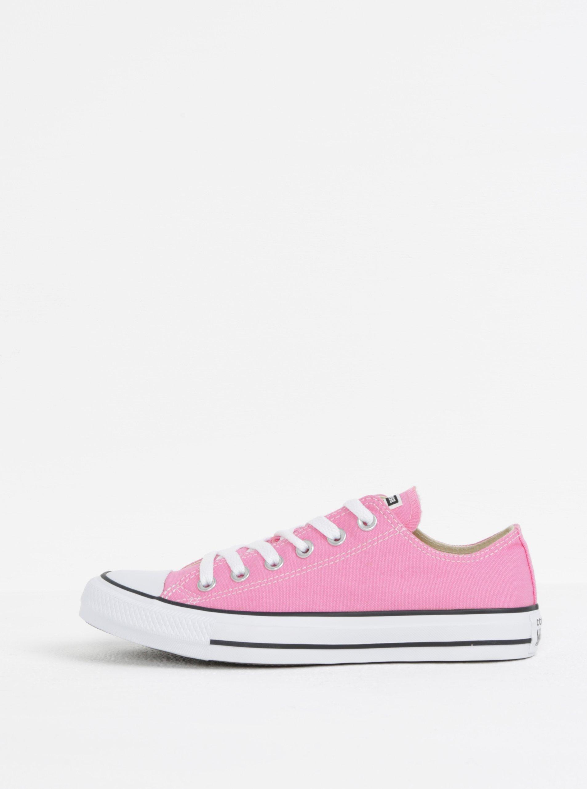e37cd7d401c7 Ružové dámske tenisky Converse Chuck Taylor All Star