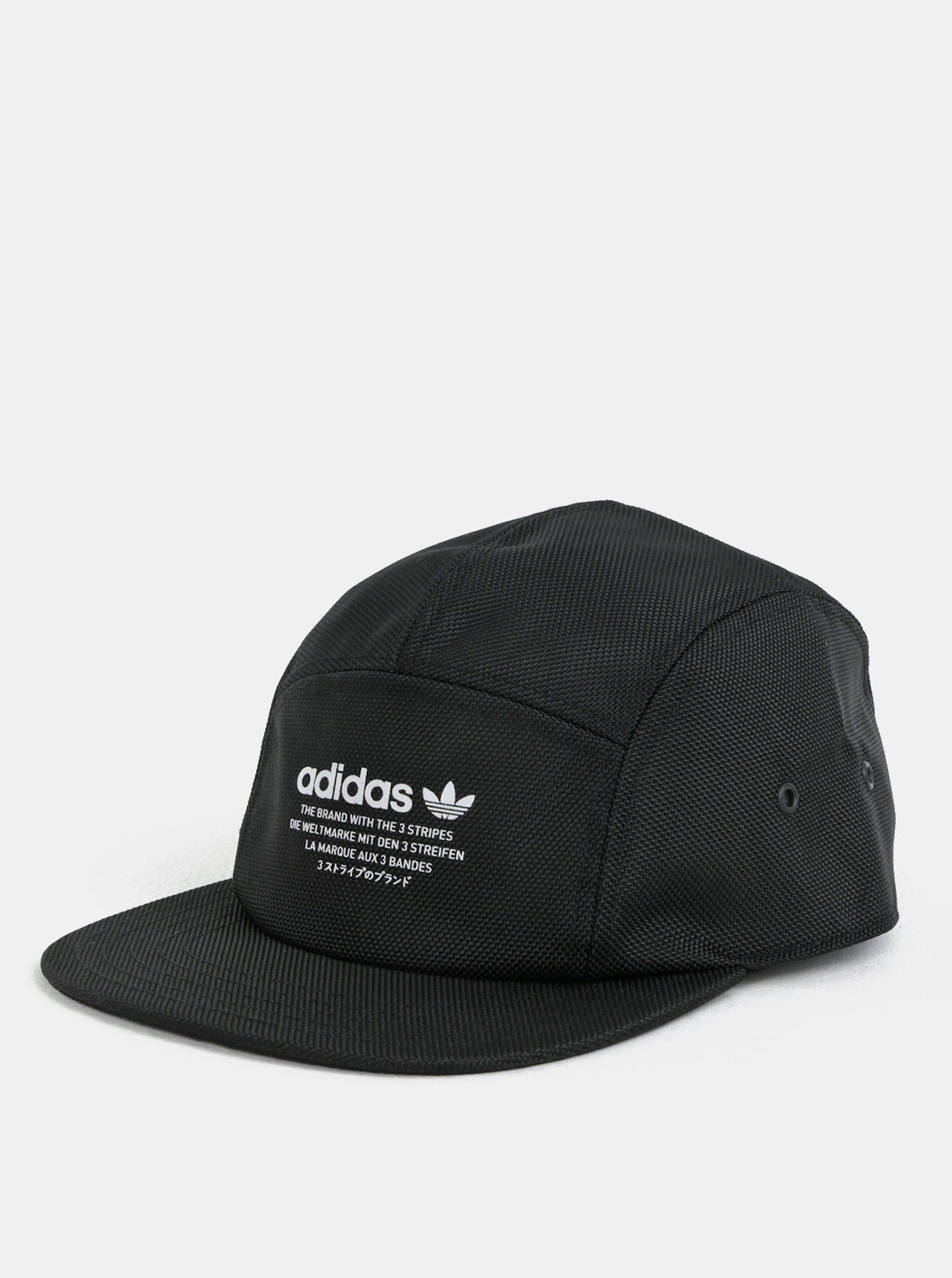 Černá pánská kšiltovka adidas Originals NMD