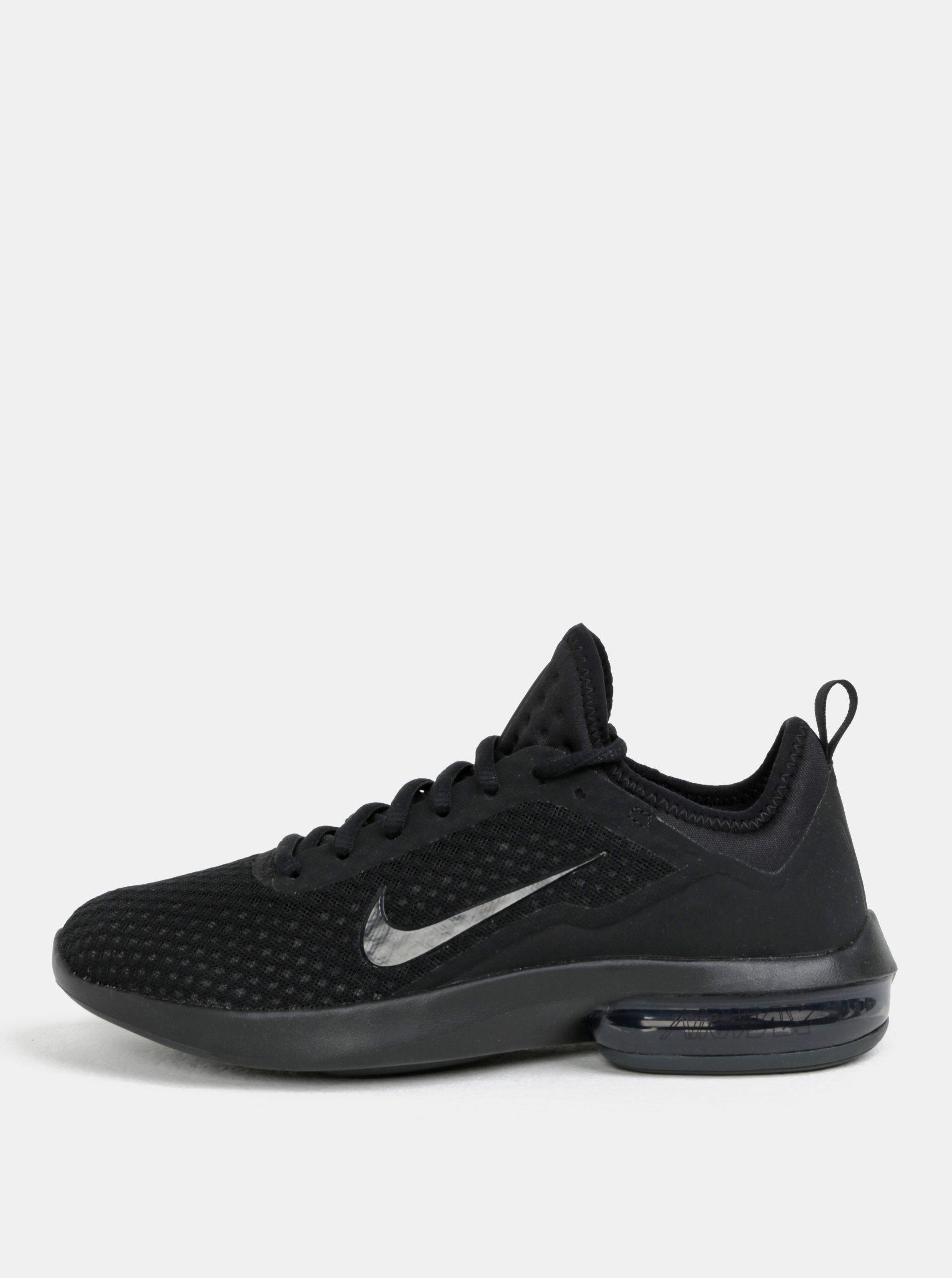 Čierne dámske tenisky Nike Air Max Kantara 7ffbf19817e