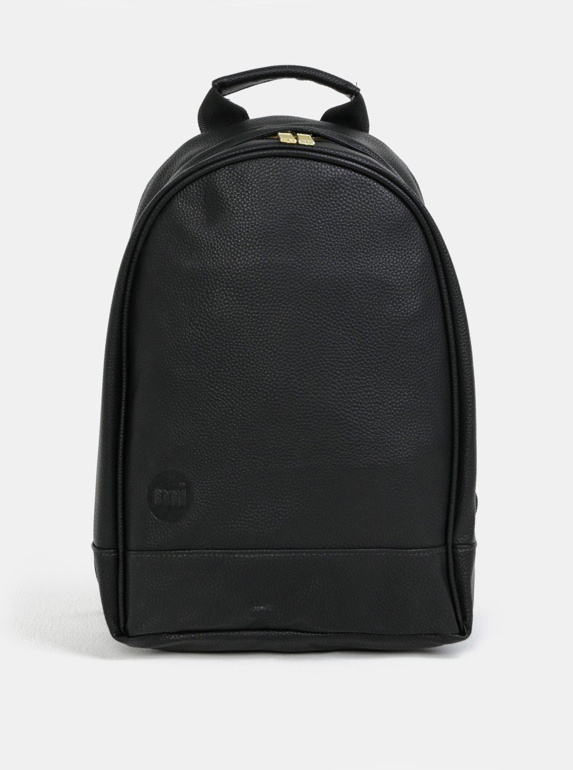 Čierny batoh s jemným vzorom Mi-Pac XS Tumbled 33fca035c8
