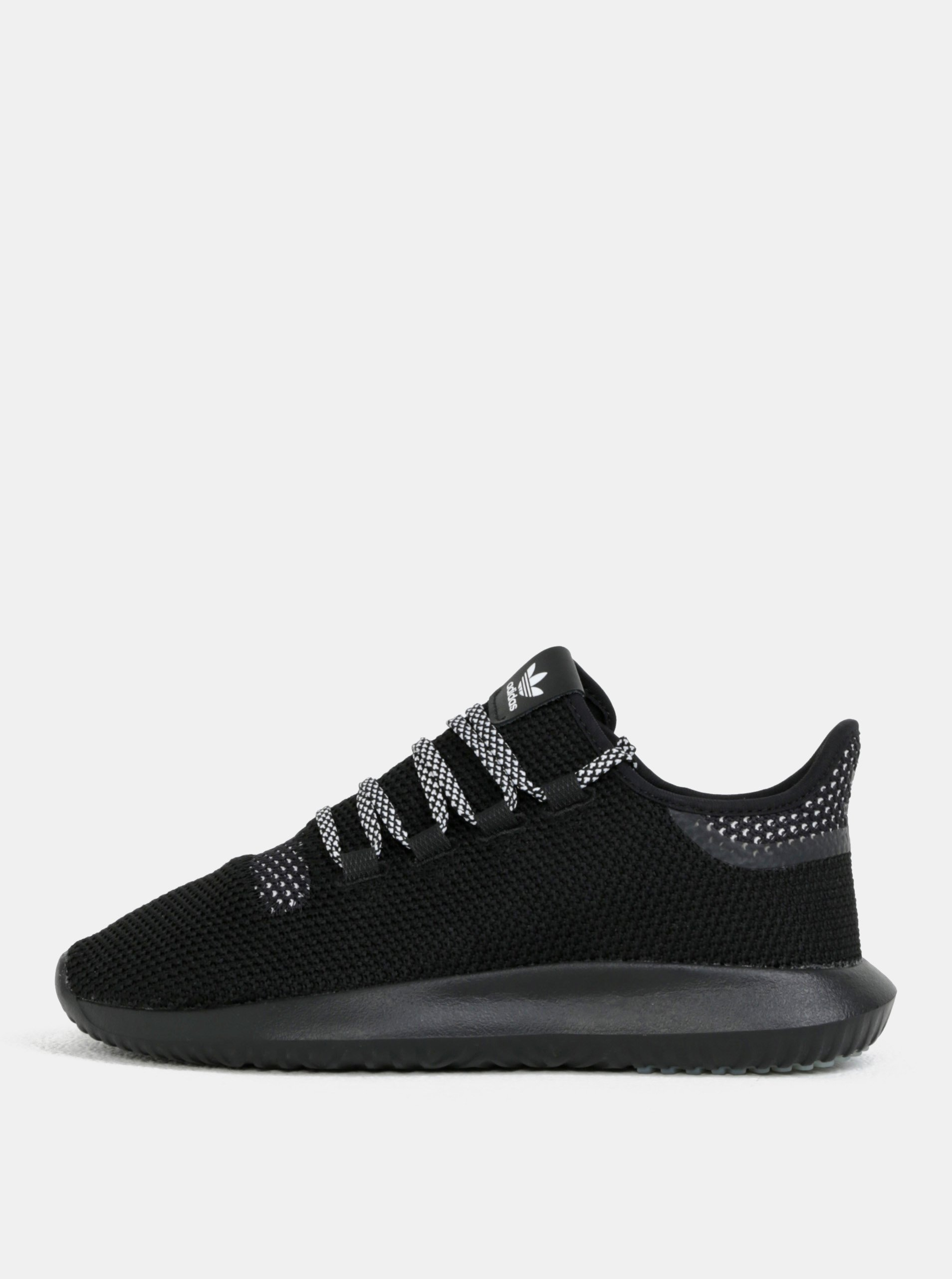 Čierne pánske tenisky adidas Originals Tubular Shadow