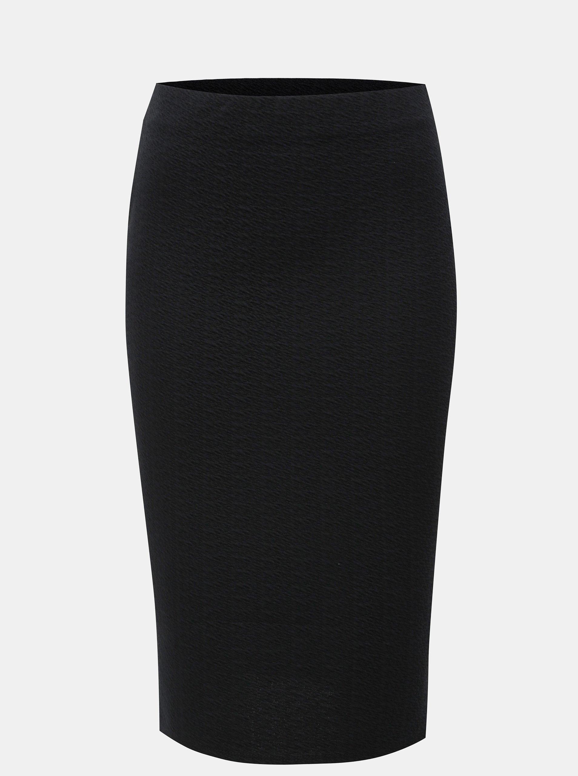 73f34ae6f57 Černá pouzdrová sukně Dorothy Perkins