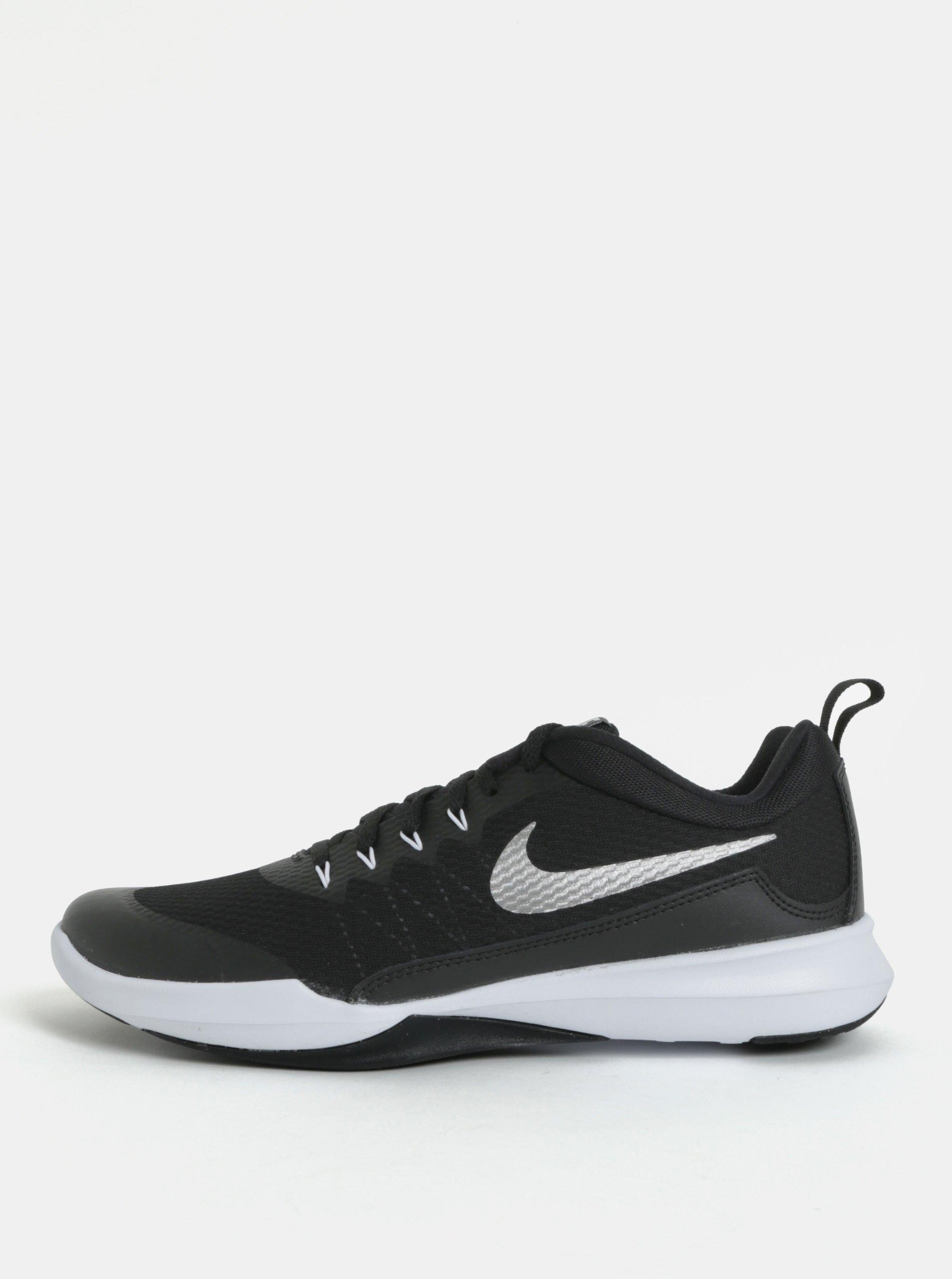 Čierne pánske tenisky Nike Legend Trainer