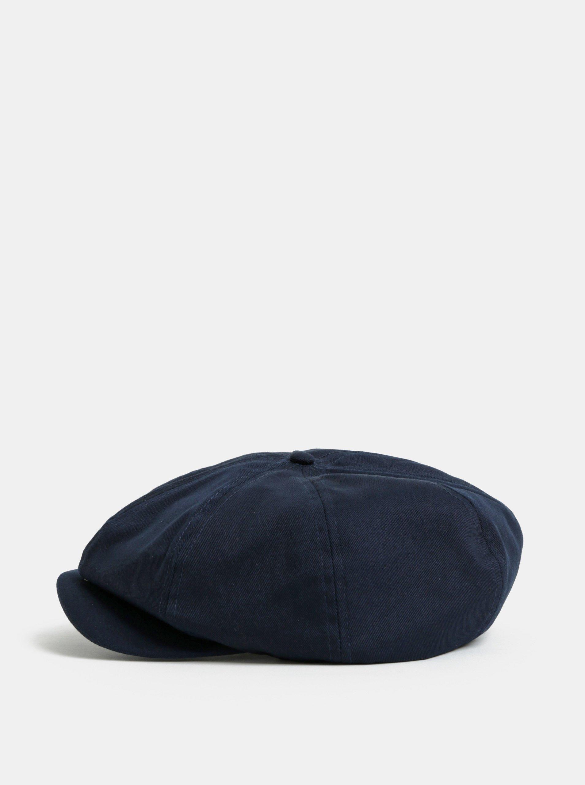 Tmavě modrá bekovka Baker Boy Burton Menswear London