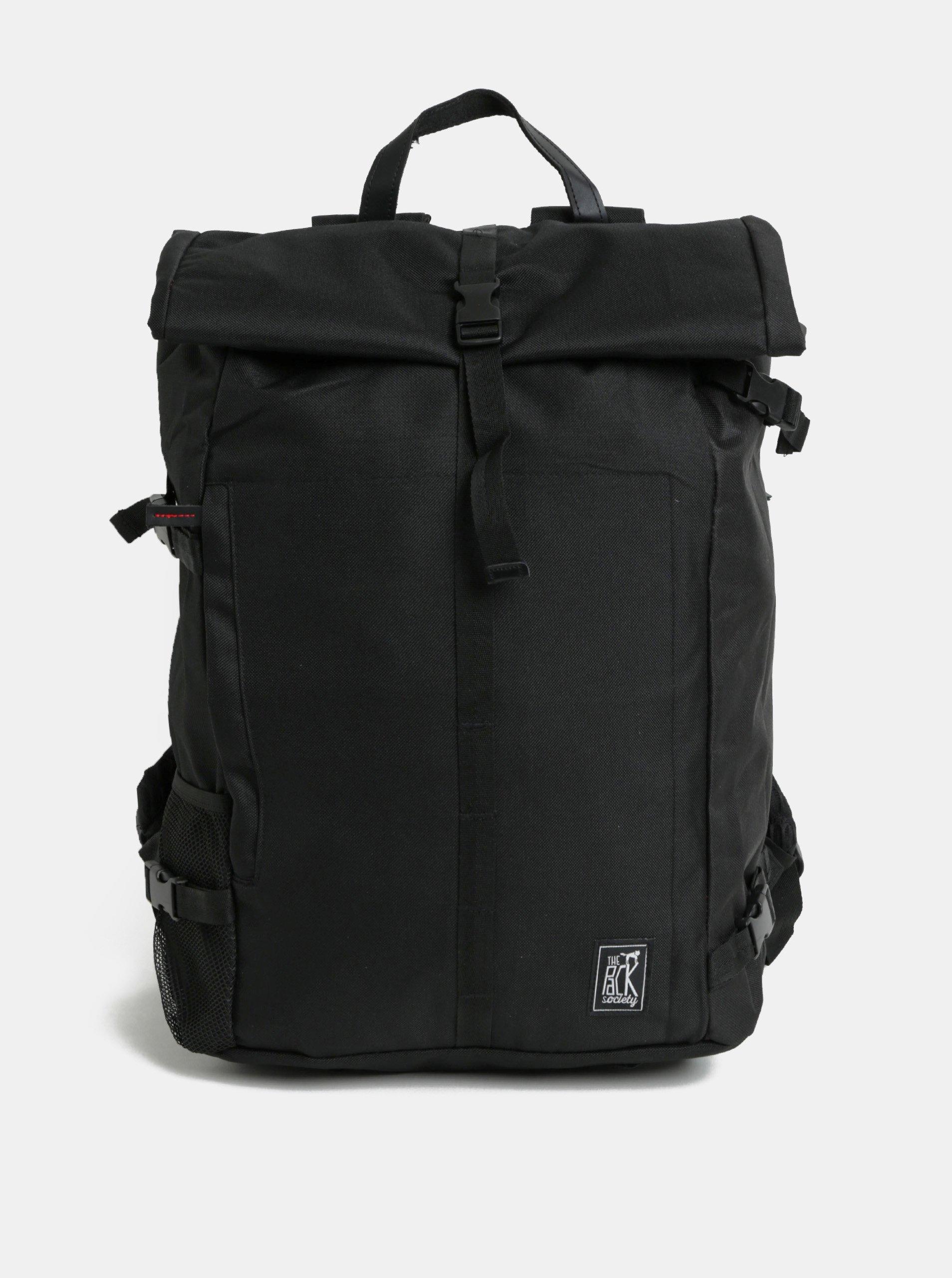 Černý batoh The Pack Society 25 l