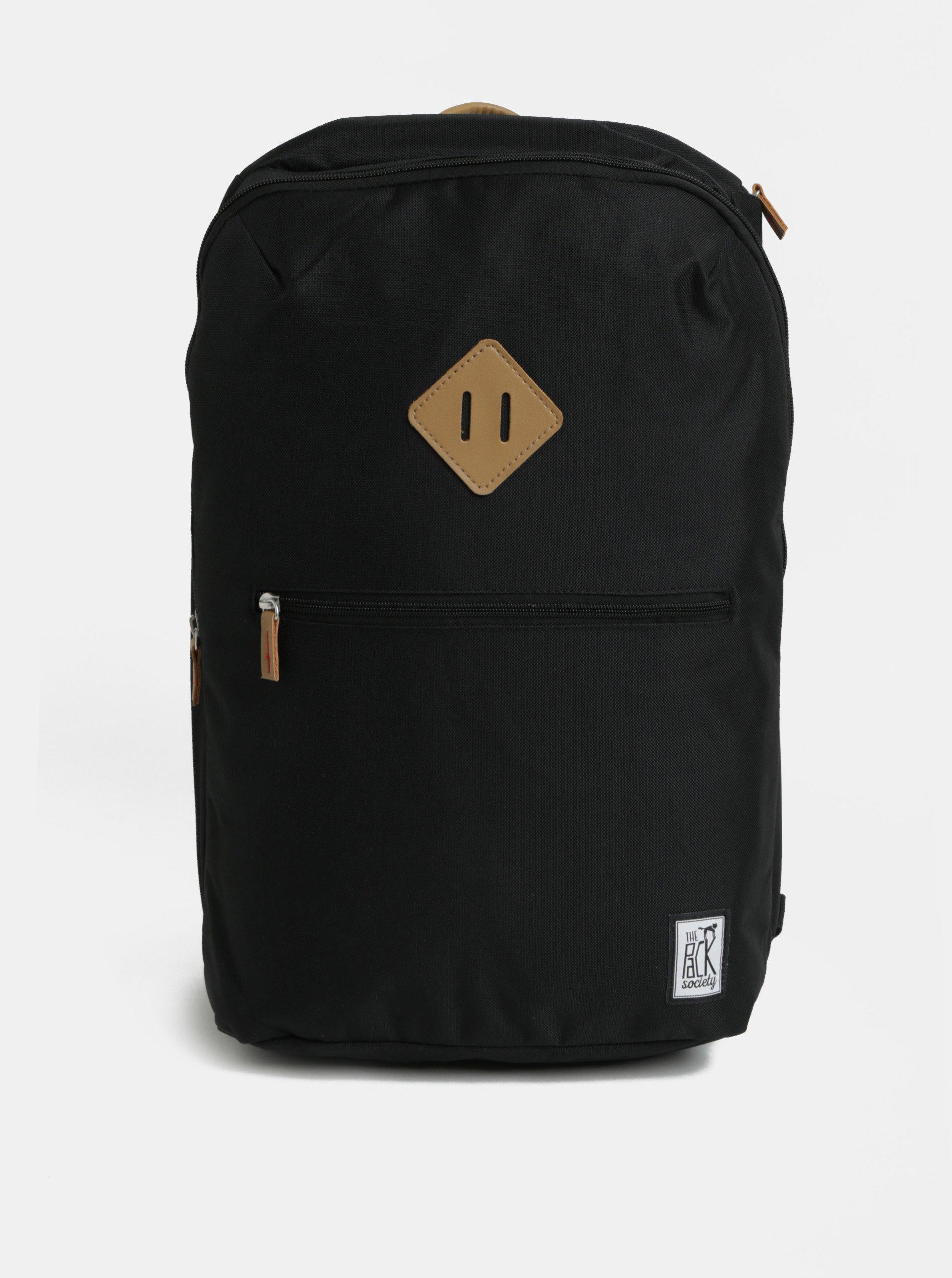 Čierny batoh The Pack Societyy 27 l