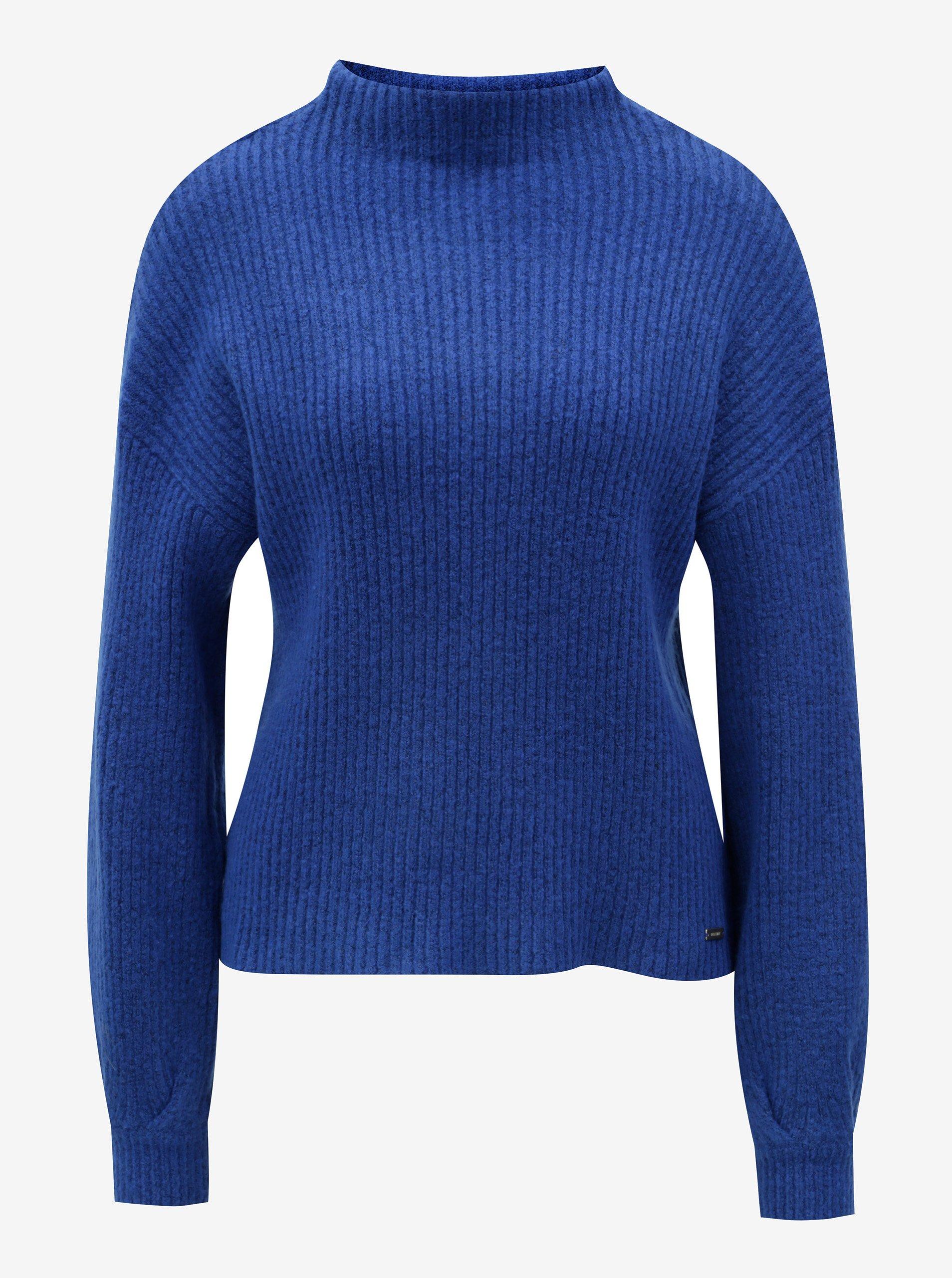 Modrý dámský svetr Broadway Gaela ca865c80aa