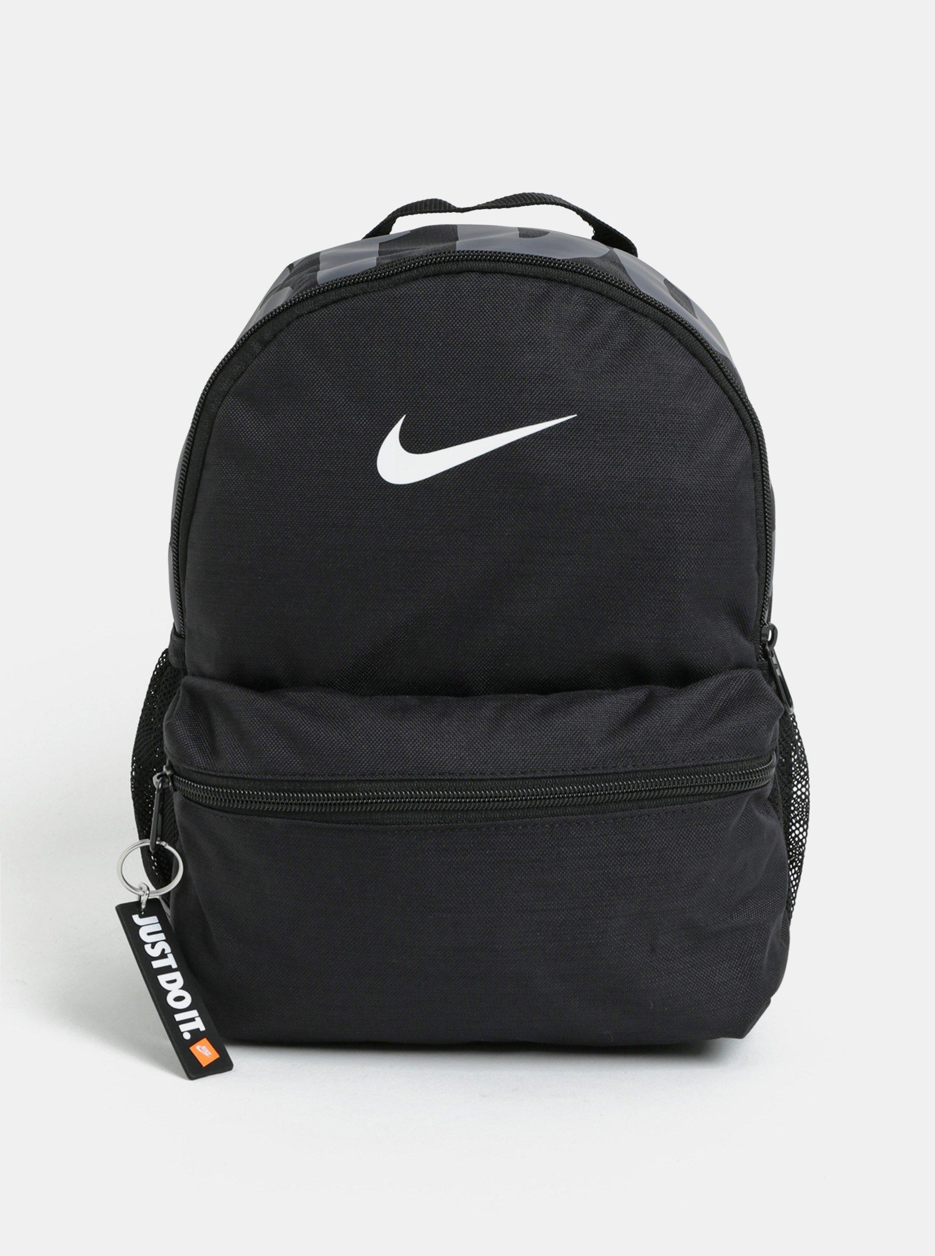 Černý batoh Nike Brasilia 11 l