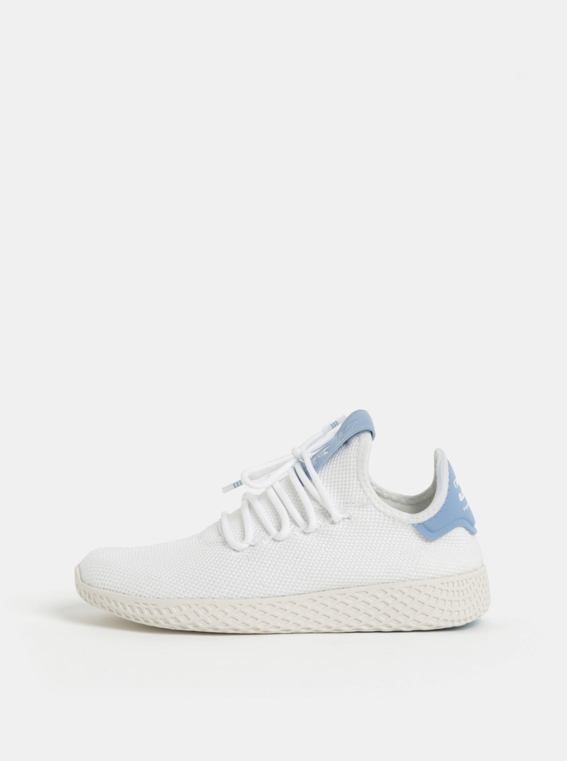e593b25ea4d Modro-bílé dámské tenisky adidas Originals Tennis