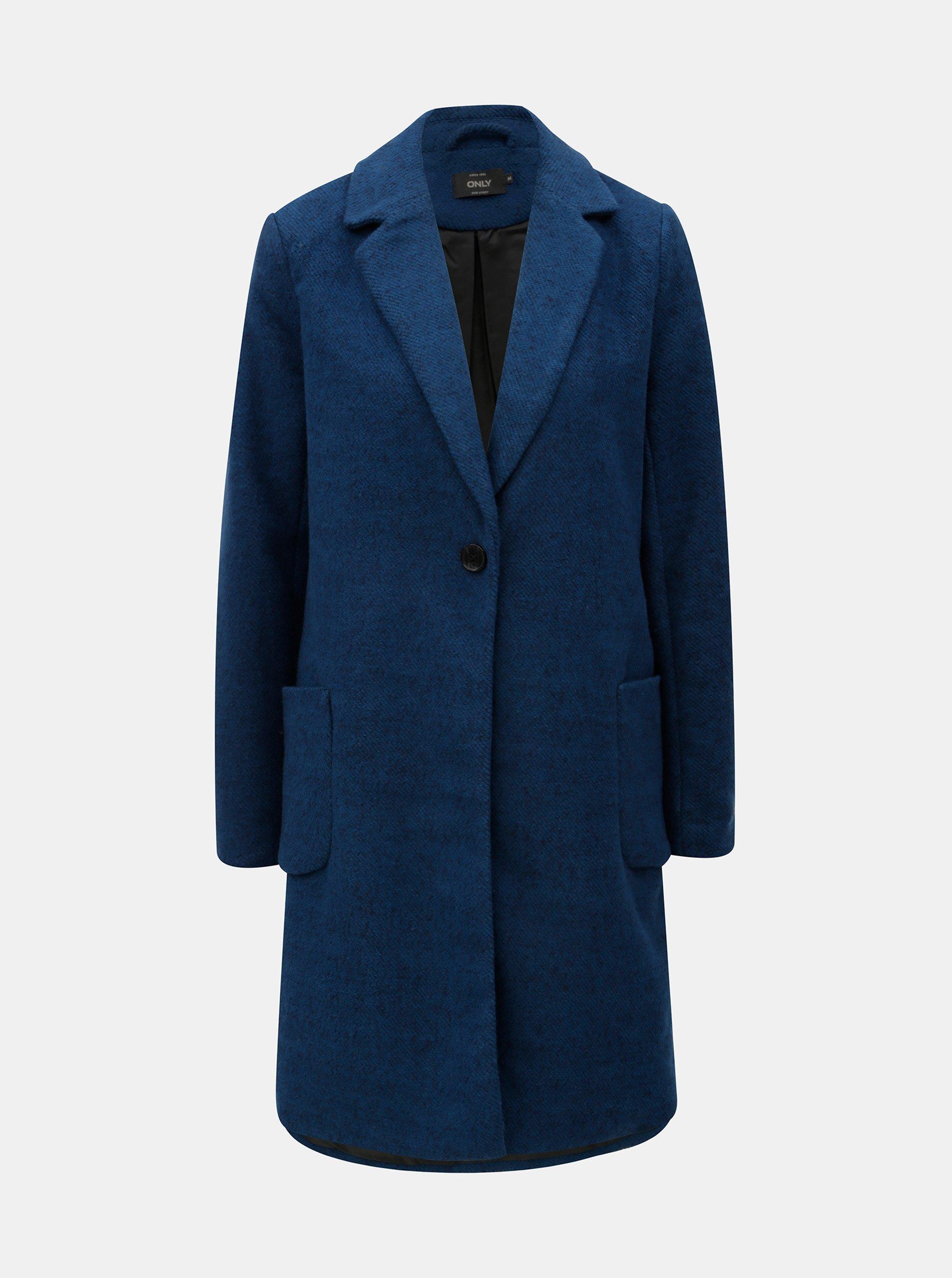 Modrý kabát ONLY
