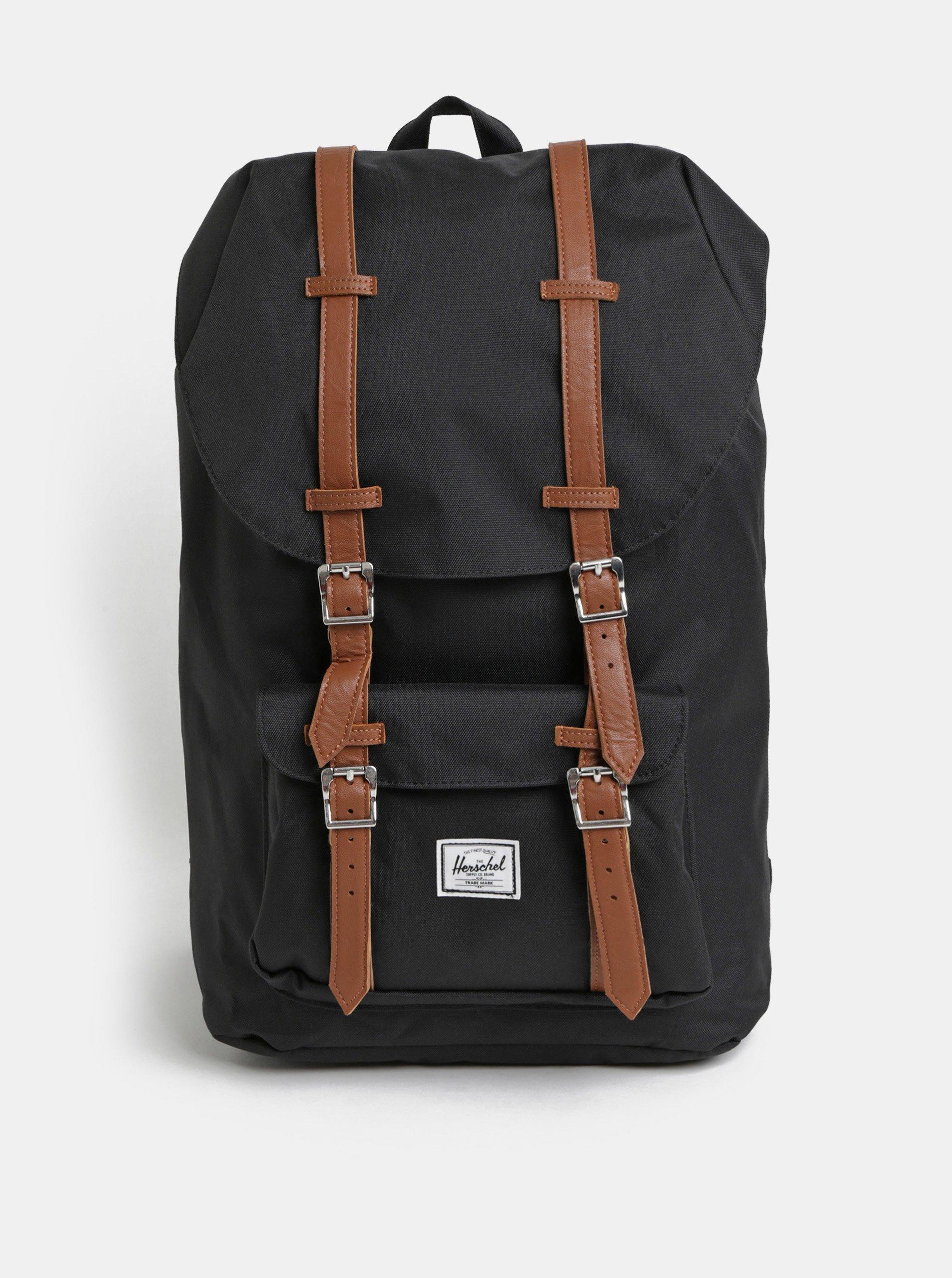 Čierny batoh Herschel Supply Little America 25 l