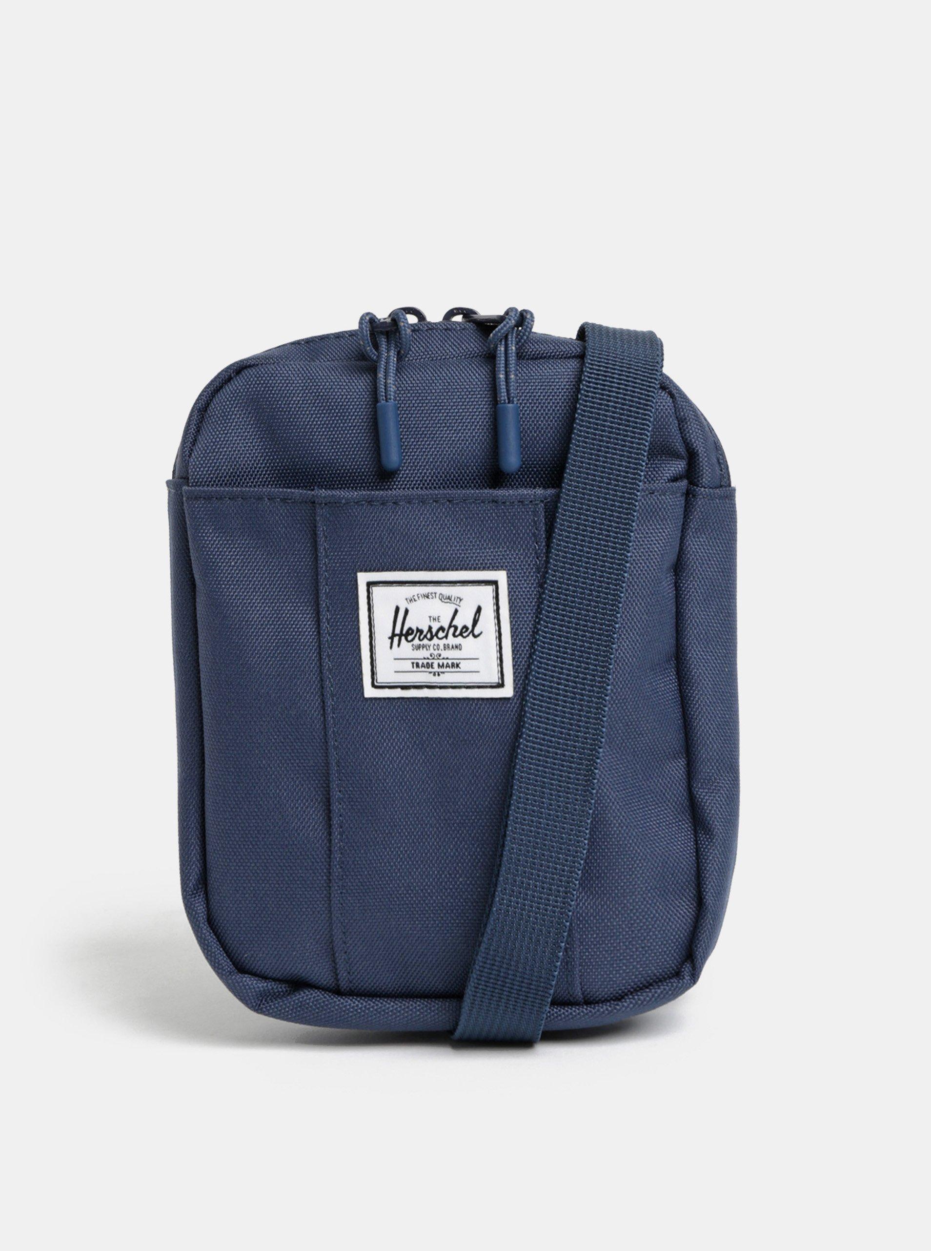 Tmavě modrá pánská crossbody taška Herschel Cruz
