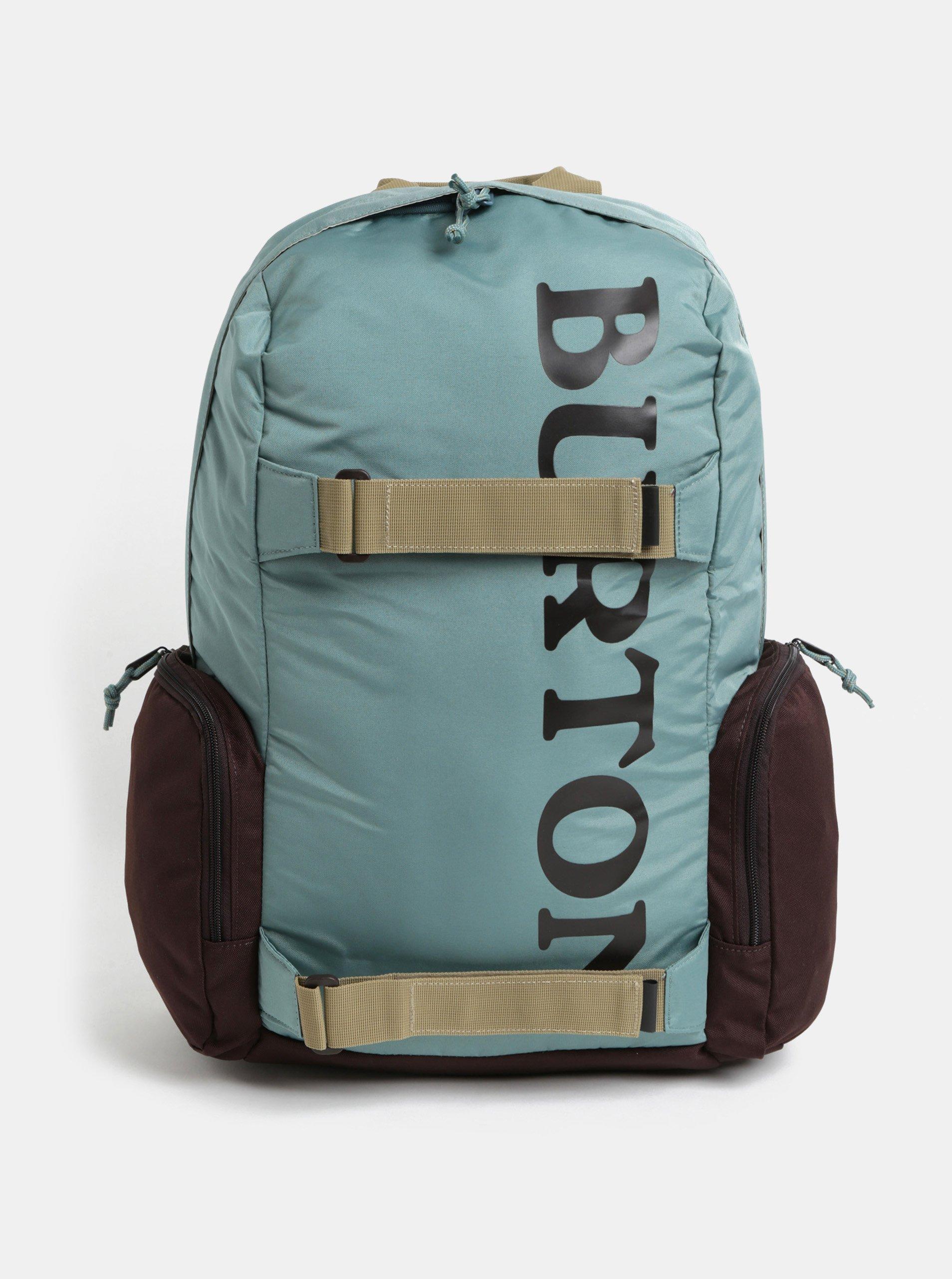 da2df1ec6f3 Hnědo-zelený batoh Burton 26 l