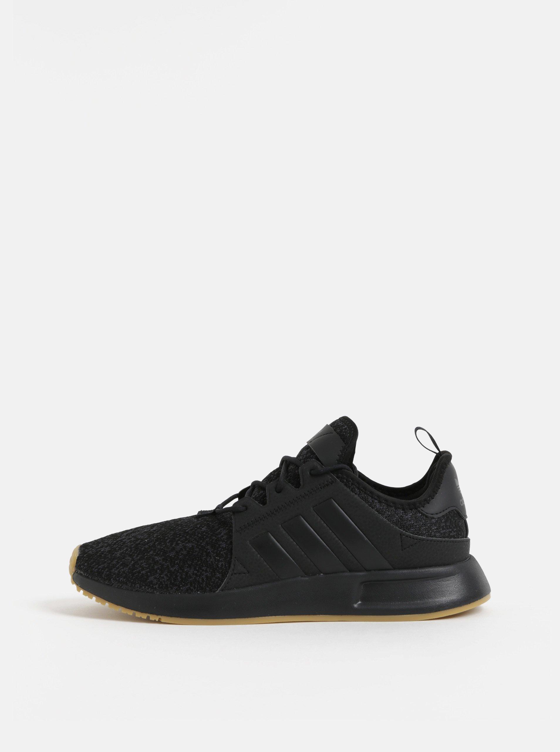 Čierne pánske tenisky adidas Originals X PLR 1e2f4dbb8e1