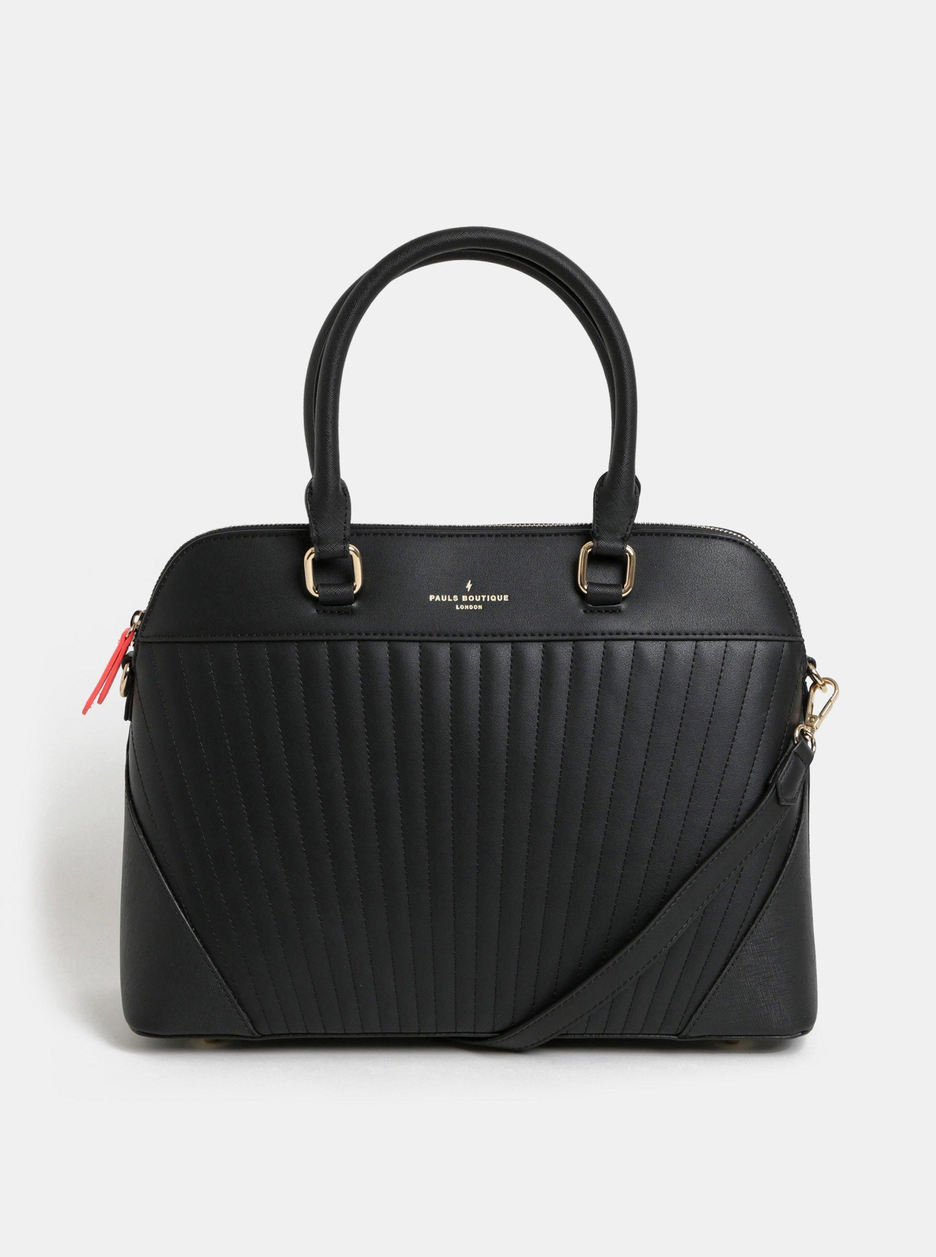 Černá kabelka Paul's Boutique Maisy
