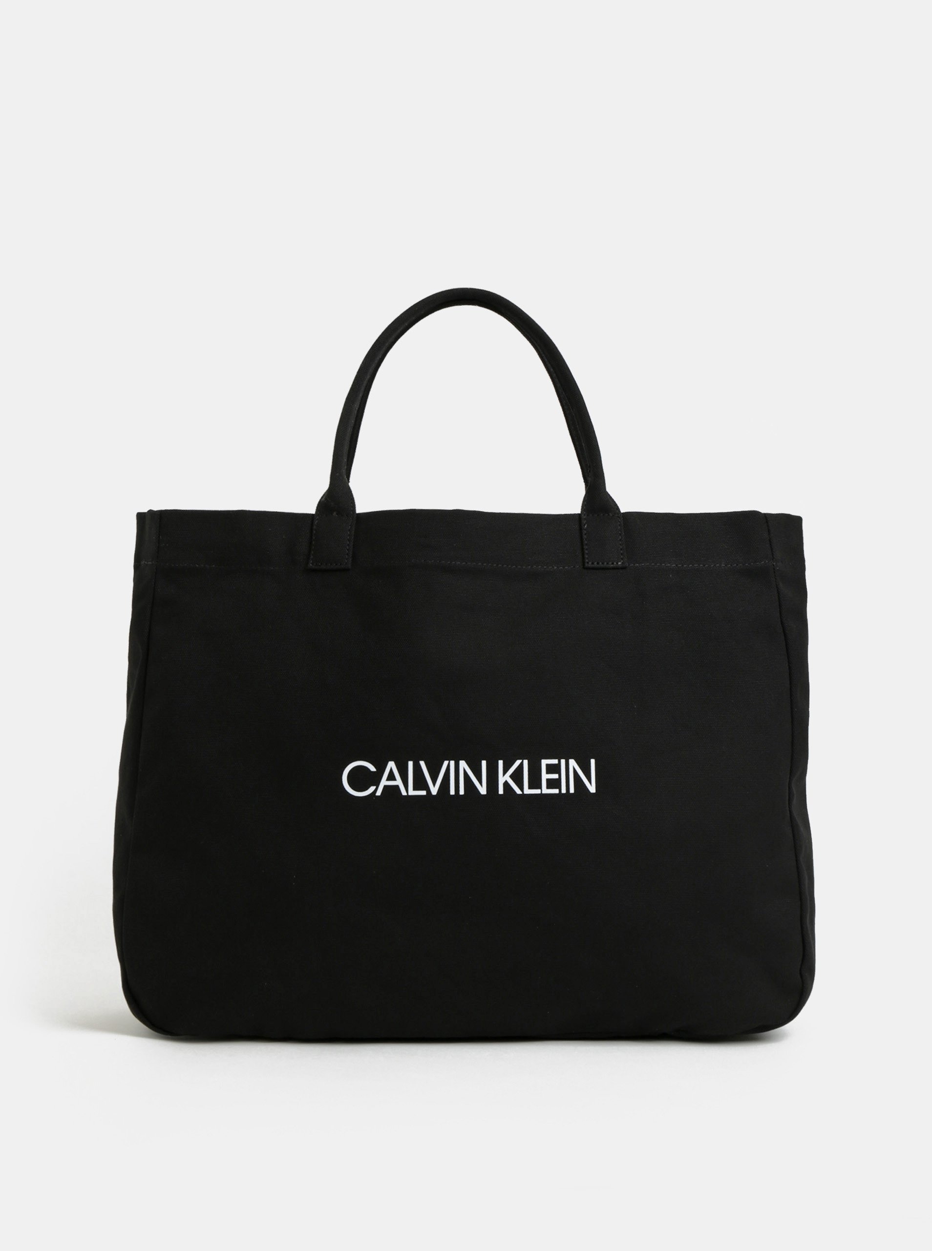 Čierna plážová taška Calvin Klein Underwear