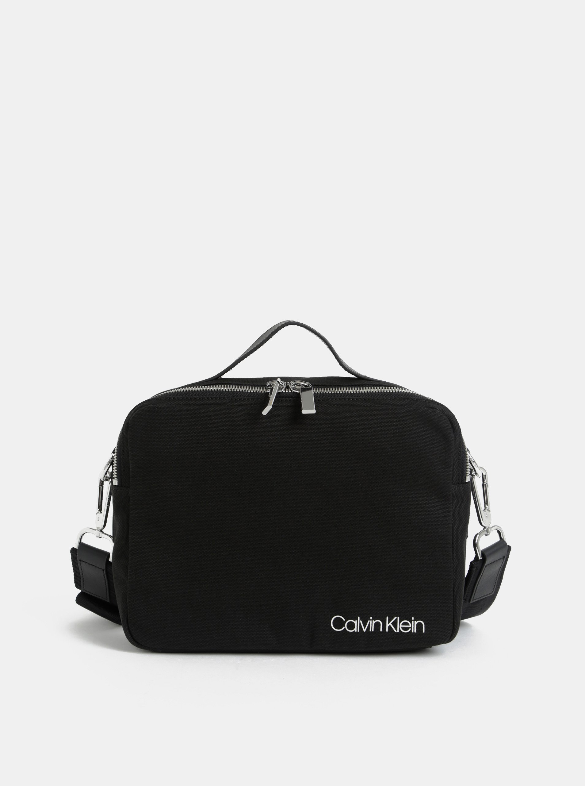 3f43803113 Černá pánská taška přes rameno Calvin Klein Jeans