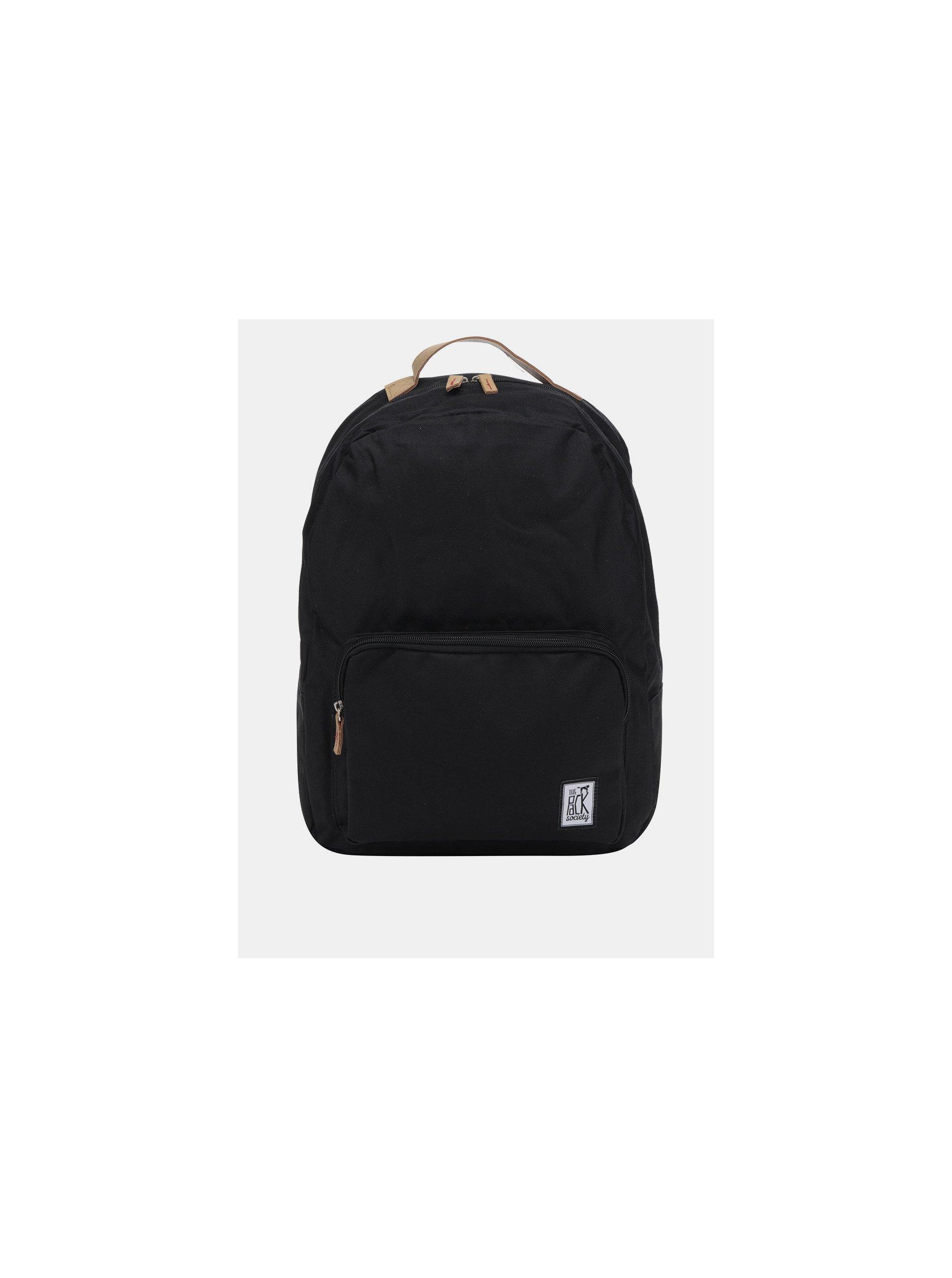 Čierny batoh The Pack Society 18 l