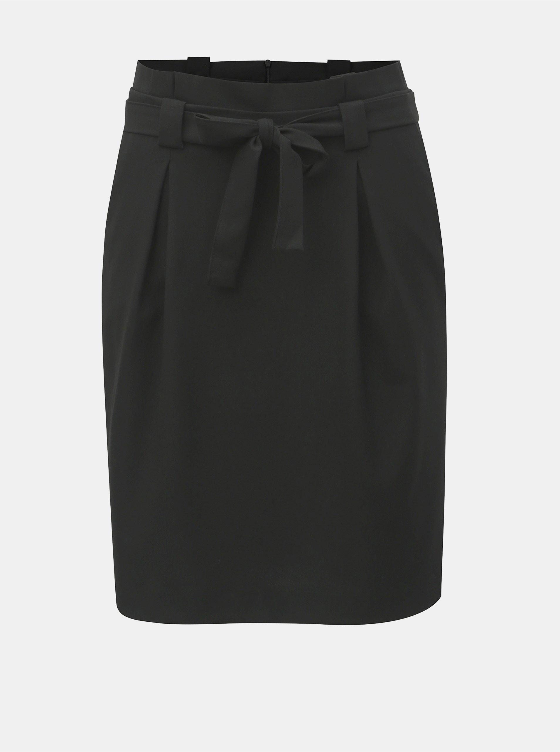 Černá sukně ONLY Nicole
