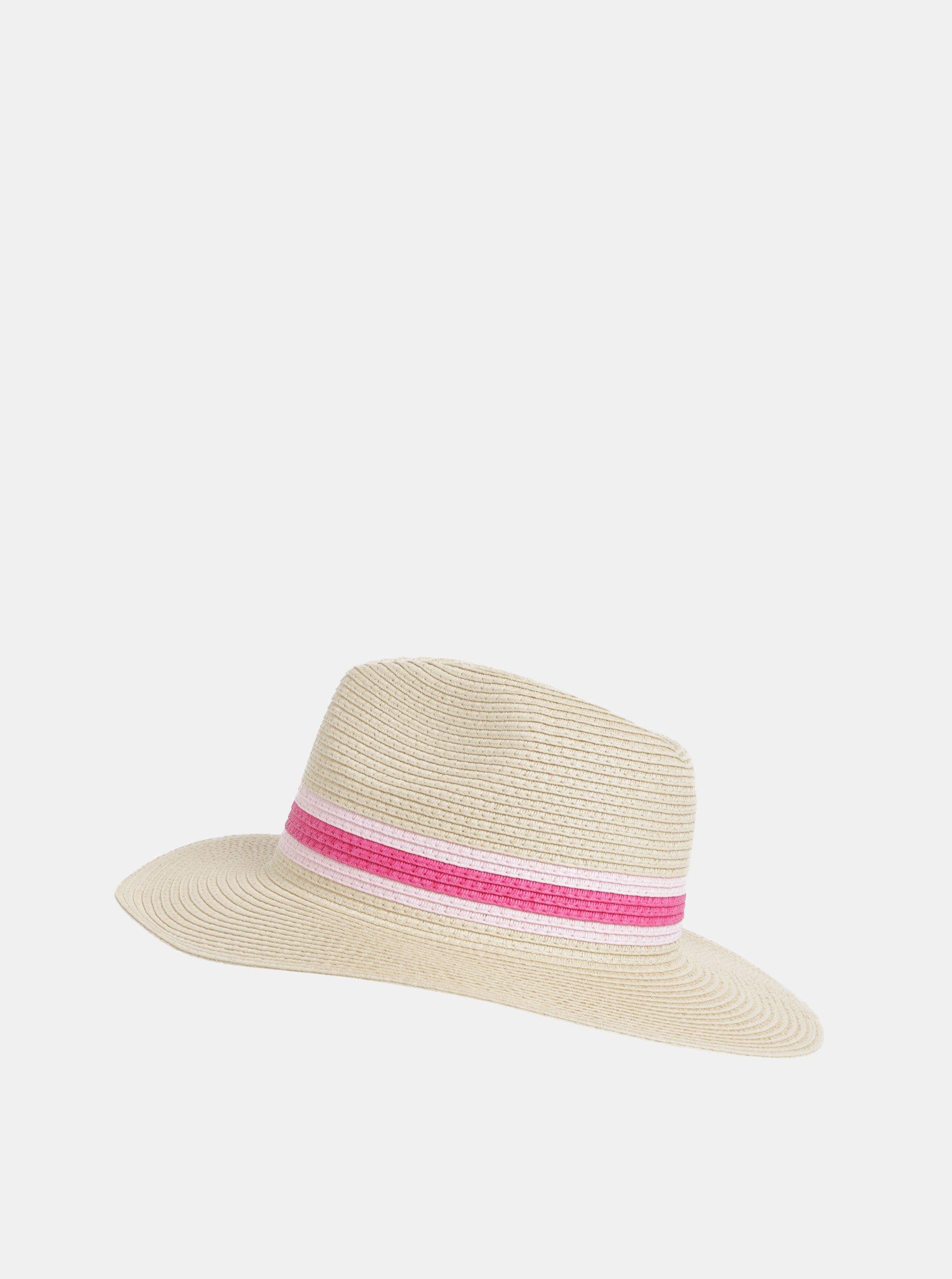 Béžový dámský klobouk Tom Joule Dora