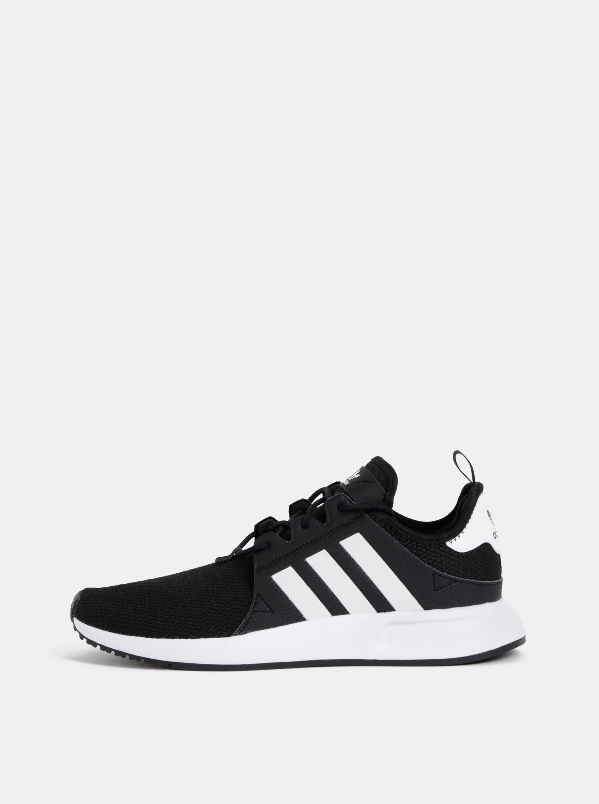 Čierne pánske tenisky adidas Originals X_PLR