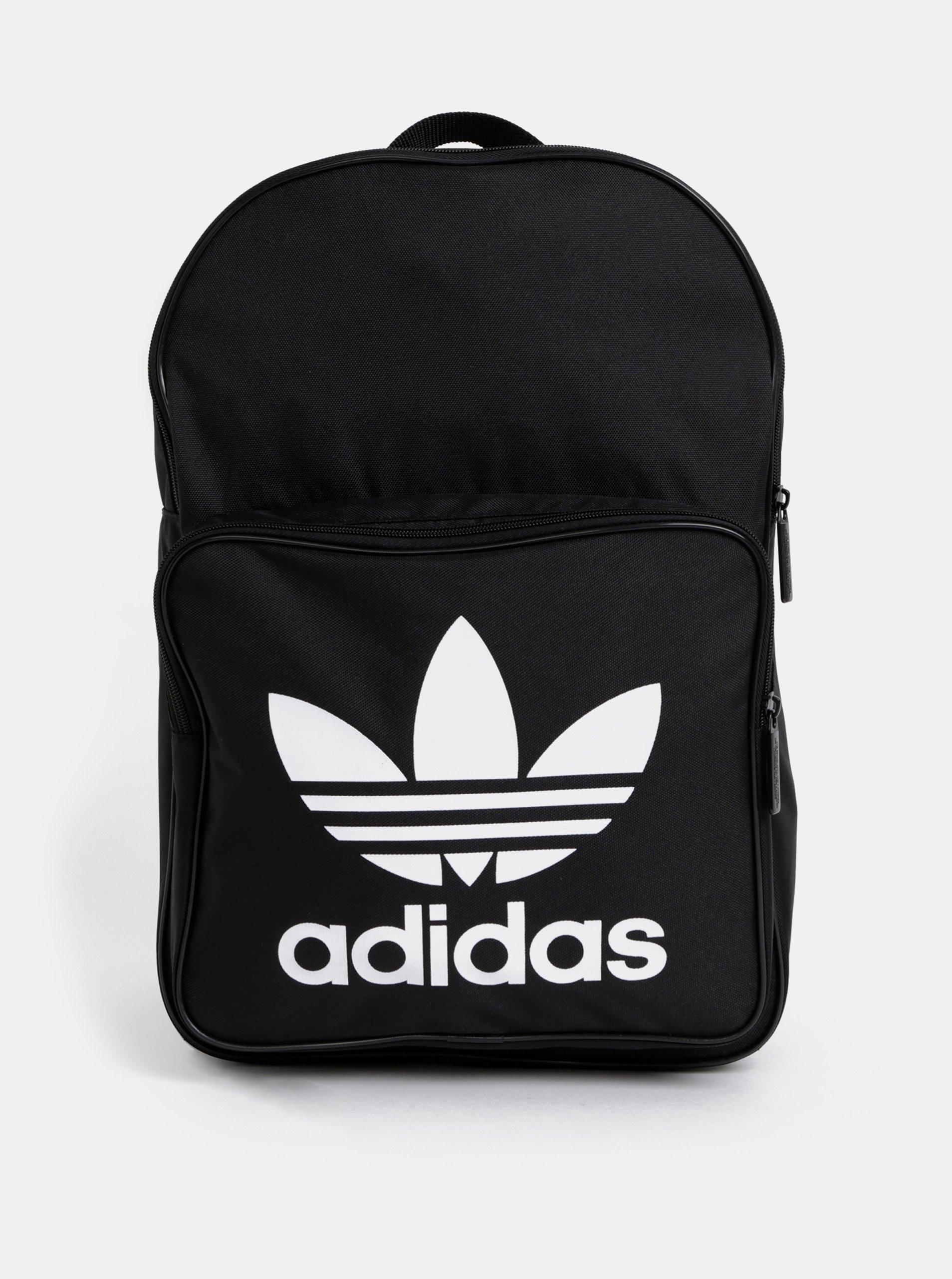 0edd07a408 Černý batoh adidas Originals Classic Trefoil