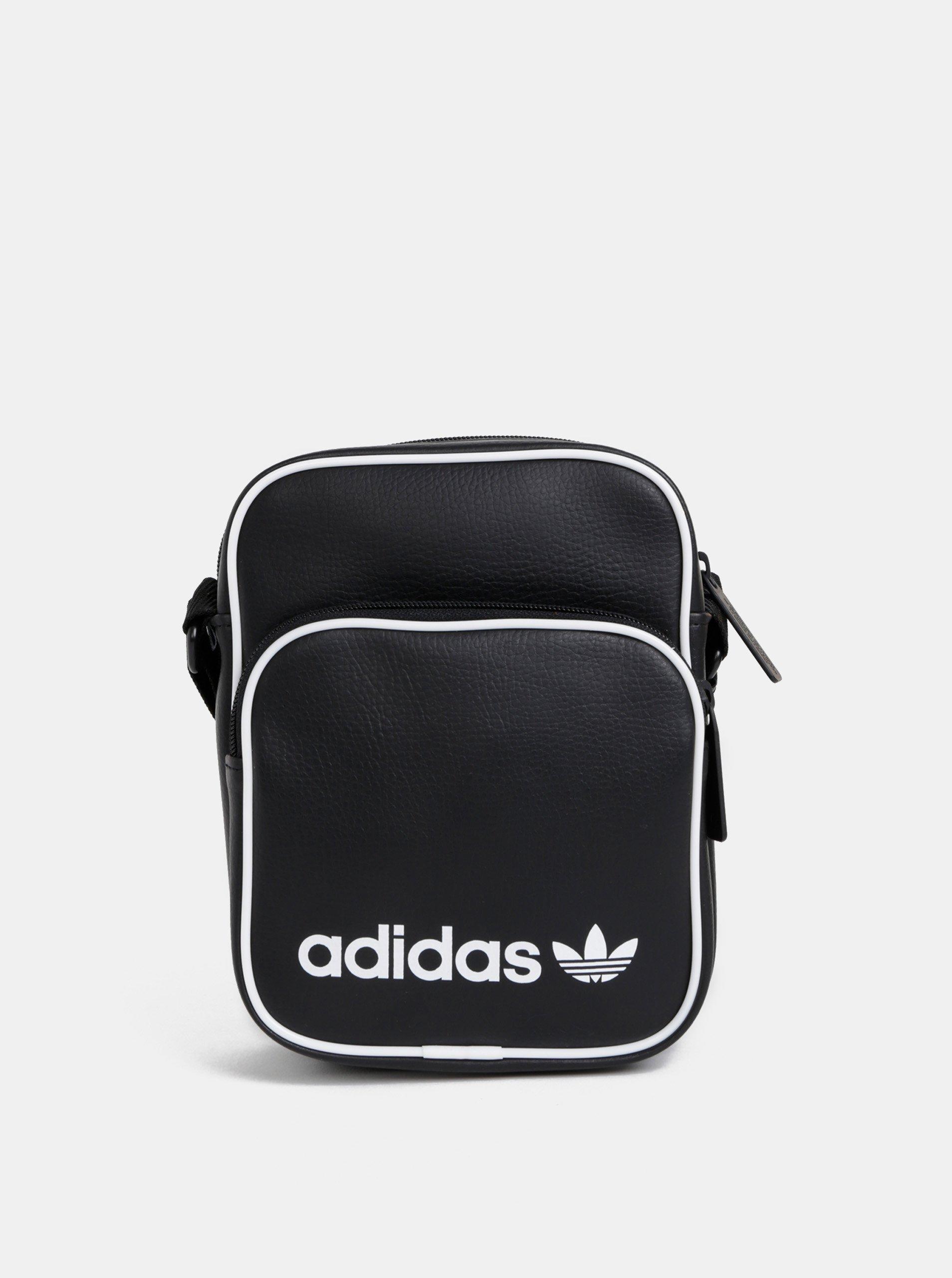 a1aaf623efd1 Černá crossbody taška adidas Originals Mini Vintage