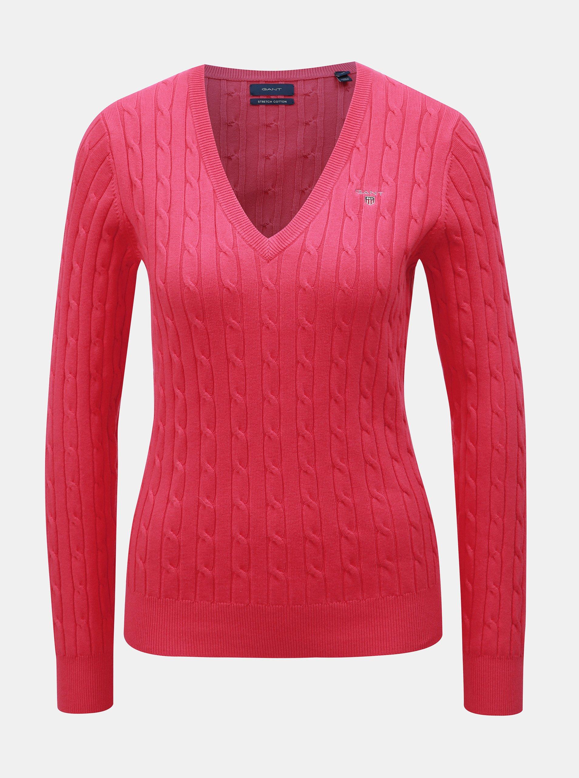 673e3a4e82d4 Luxusni damsky svetr ruzovy damsky svetr