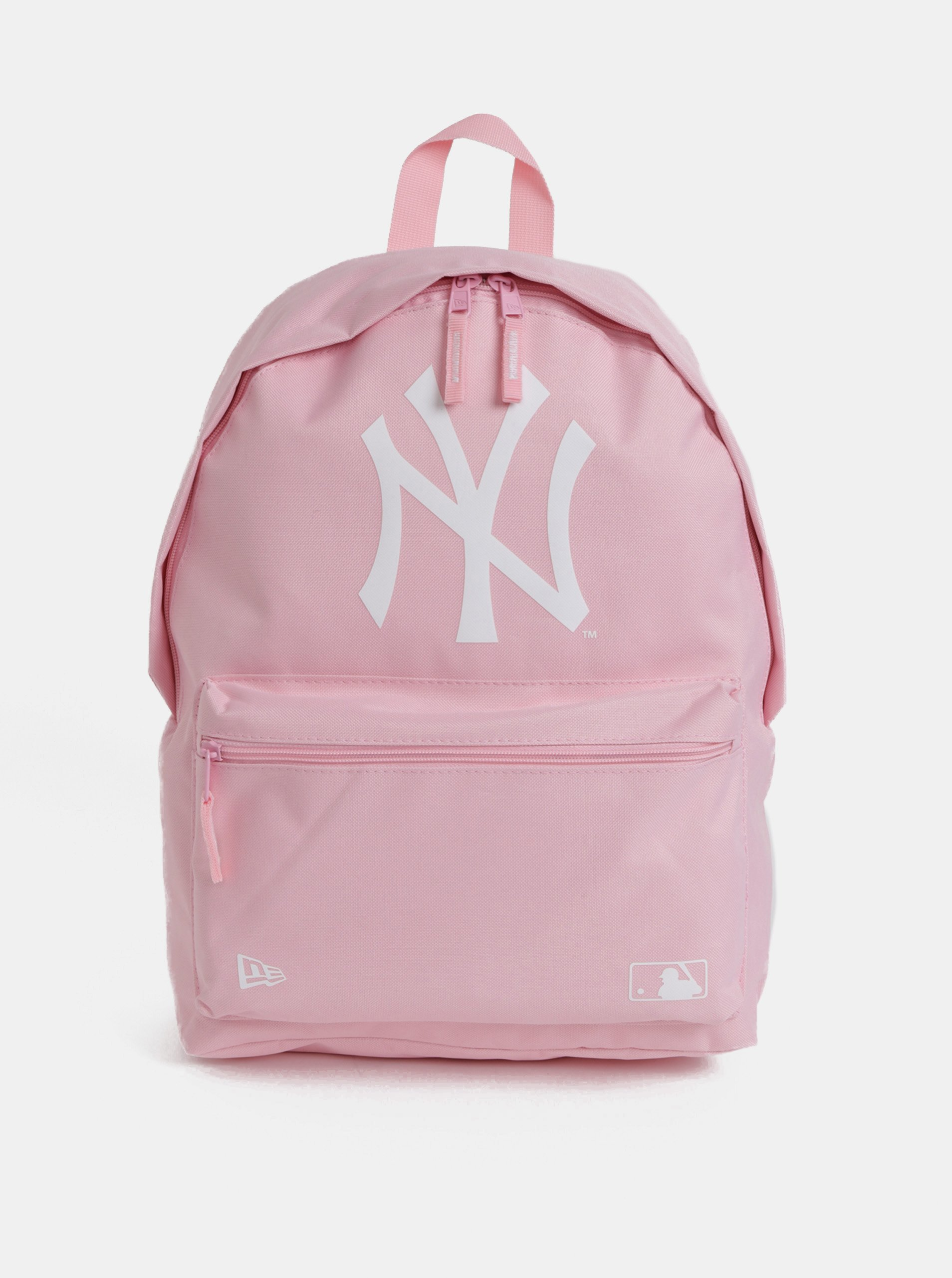 078e1b50b5 Růžový dámský batoh New Era Neyyan