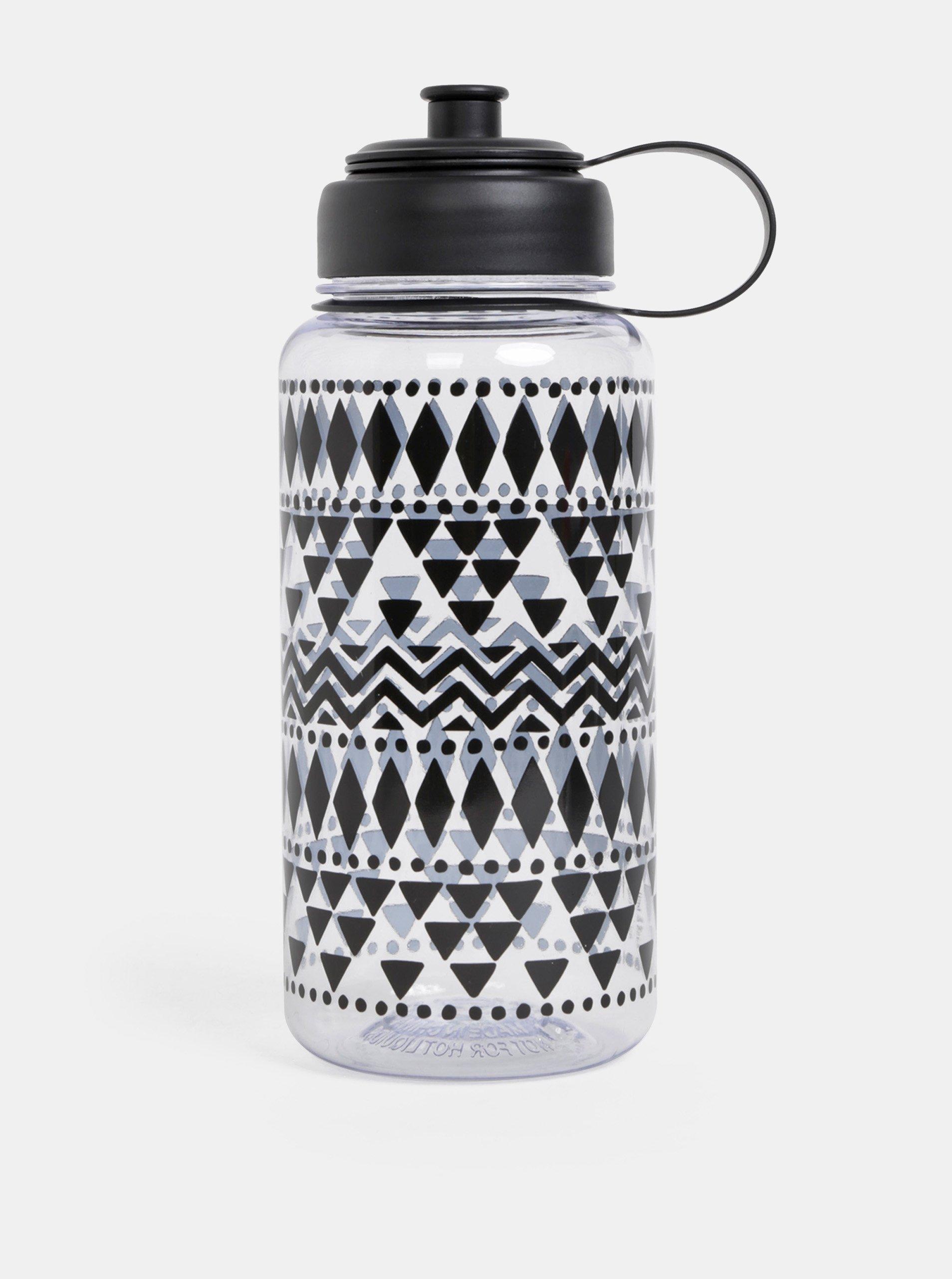 Plastová fľaška na vodu Sass & Belle
